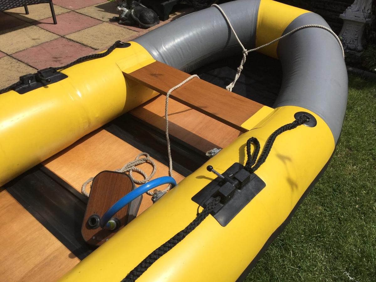 Achilles Inflatable Dingy in WA12 Helens for £150 00 for