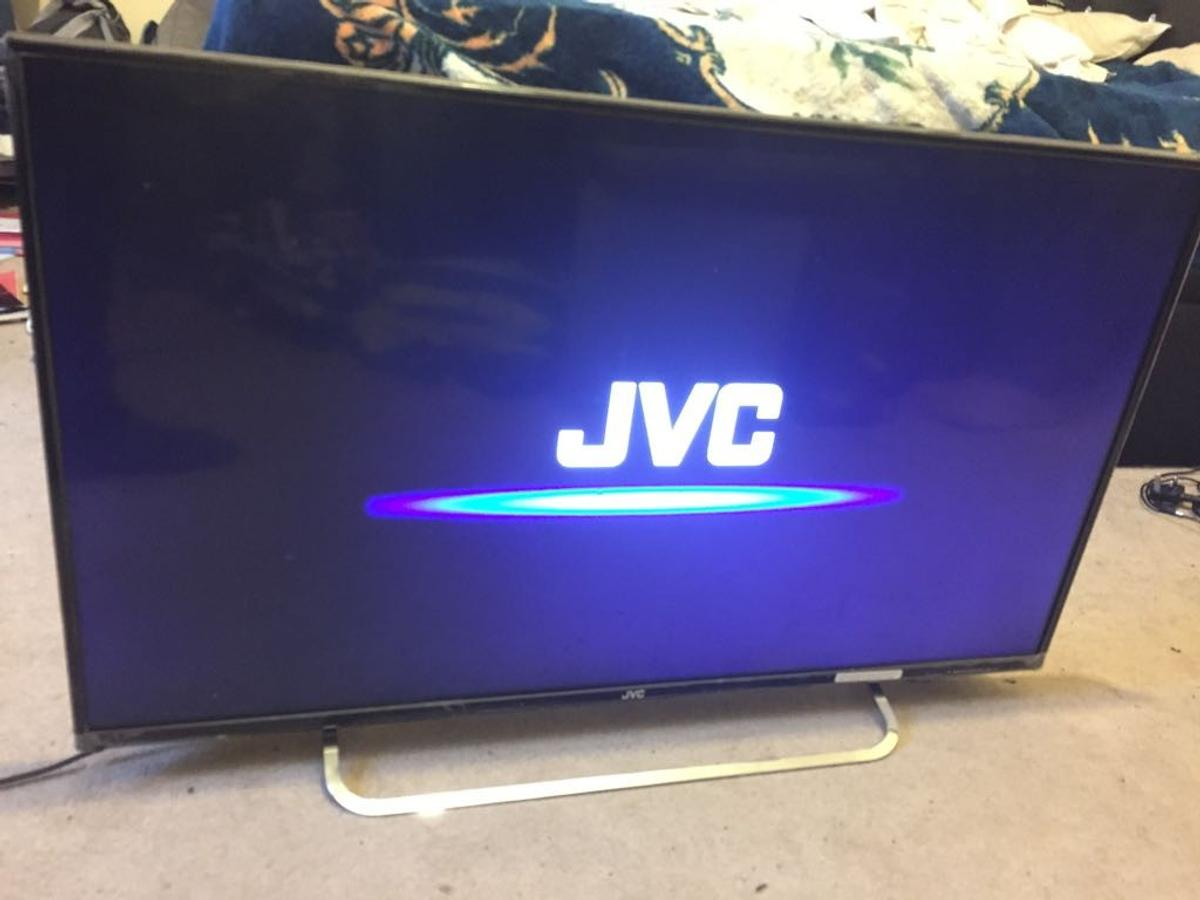 32 inch JVC Tv in BD3 Bradford for £130 00 for sale - Shpock