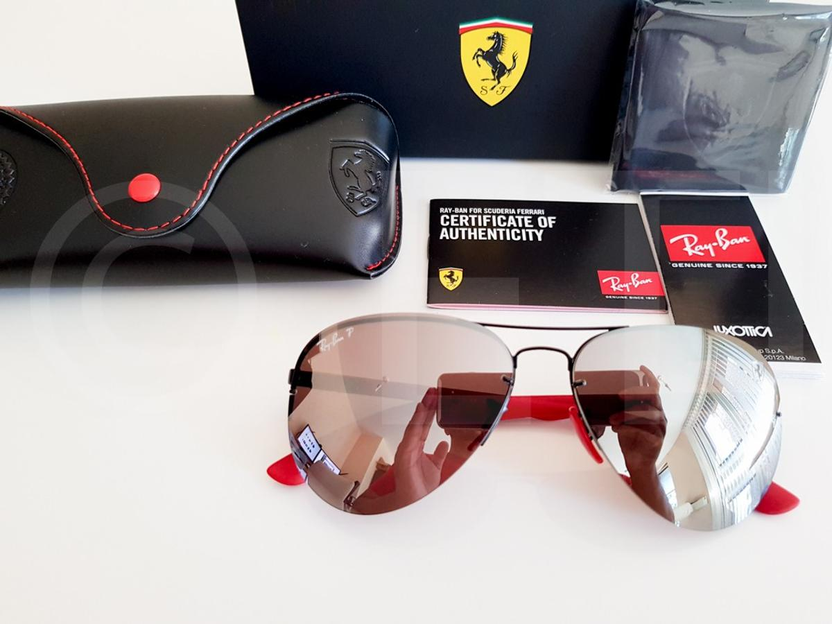 ray ban ferrari limited edition price