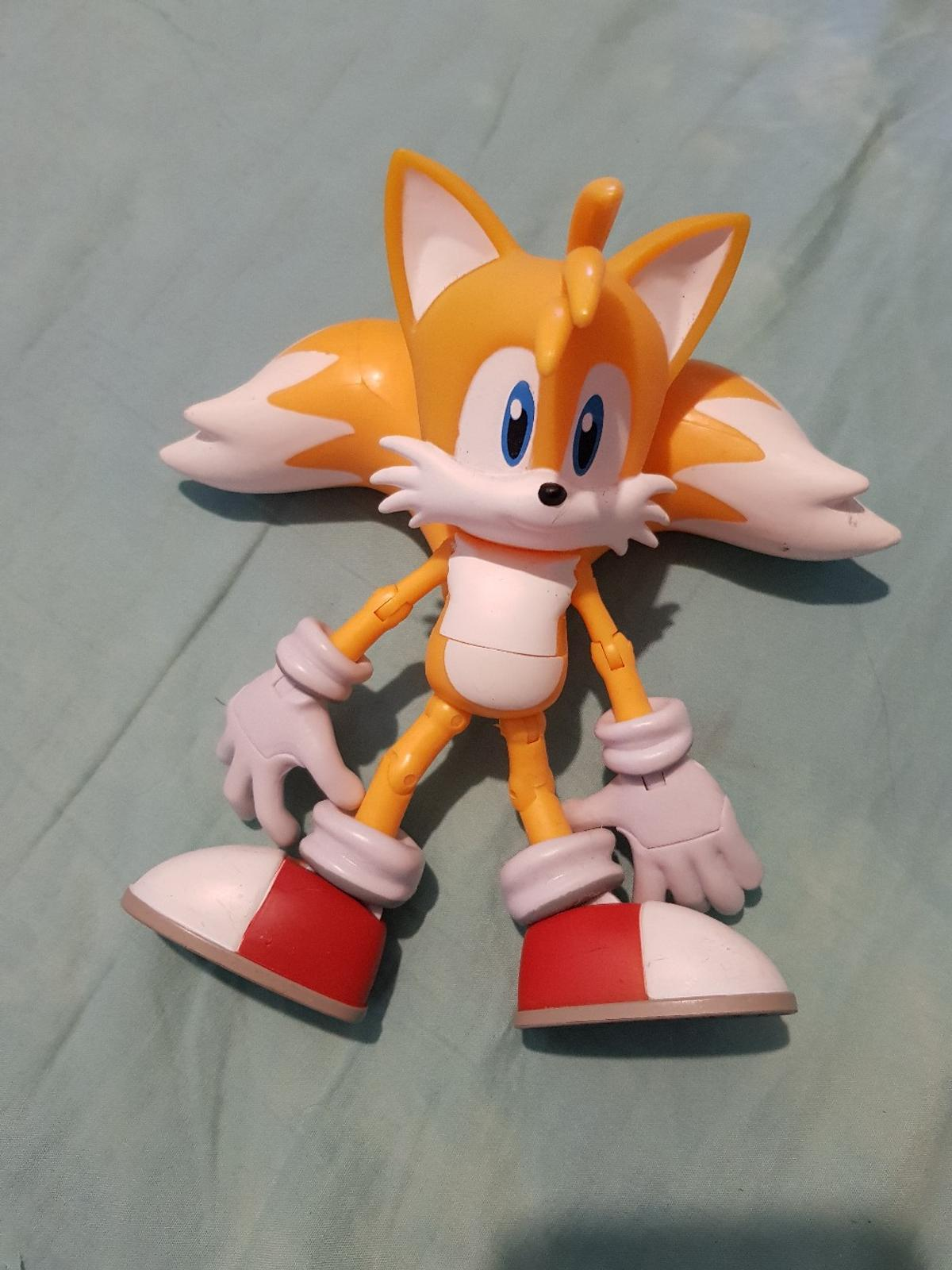 Tails Action Figure Sonic The Hedgehog In Nn18 Corby For 5 00 For Sale Shpock