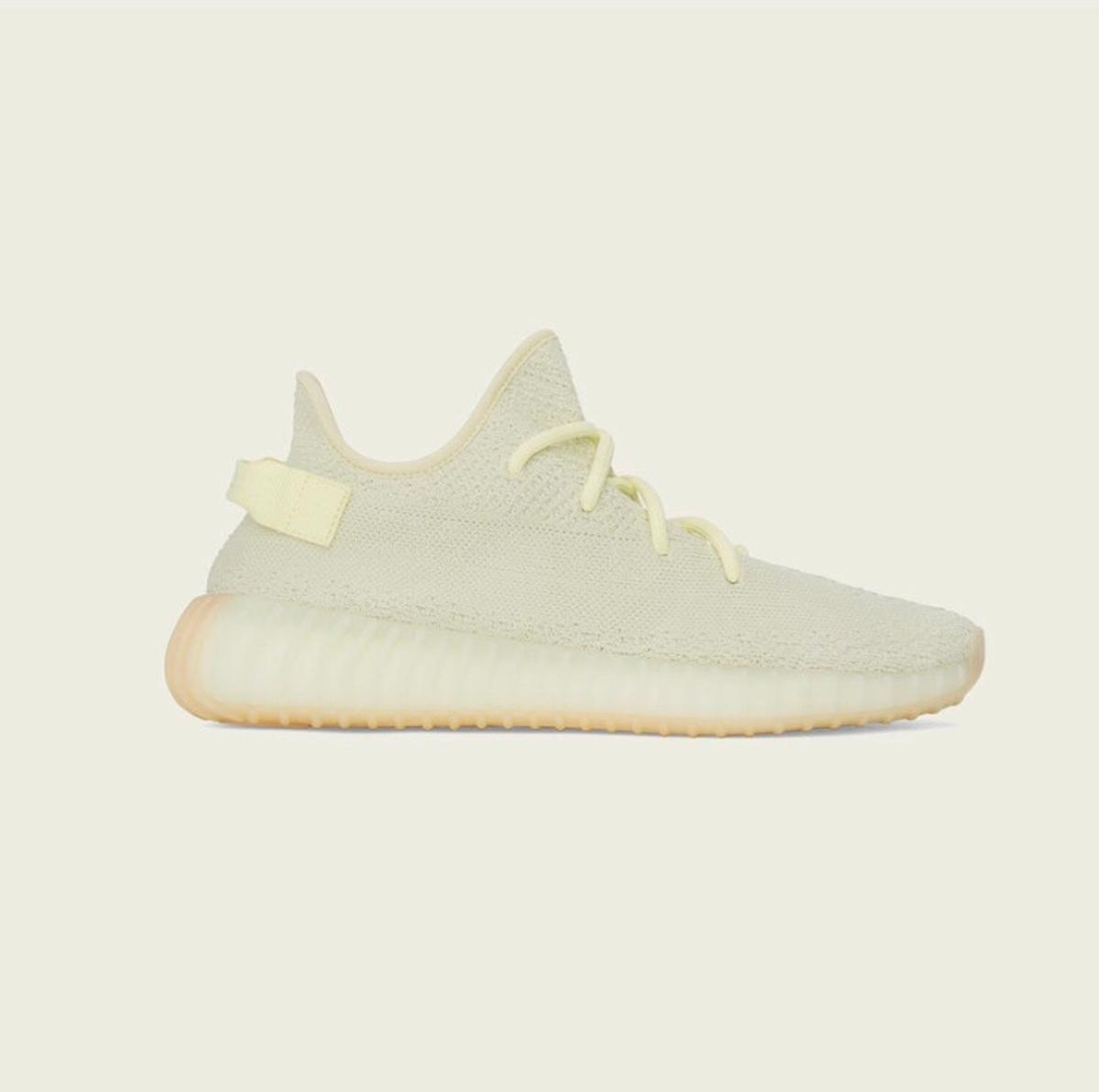 online store 65d24 fa157 YEEZY BOOST 350 V2 BUTTER SIZE UK 8.5