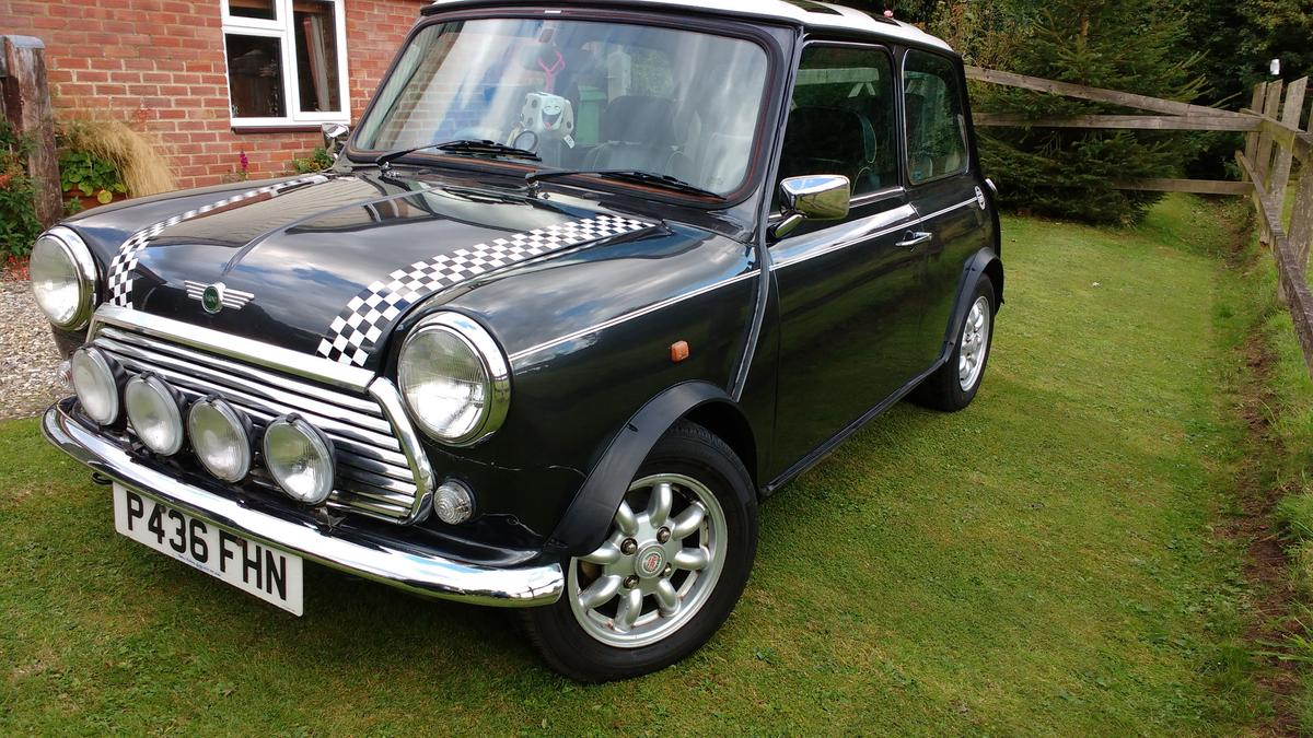 Rover Mini Cooper Mpi 13 In Rg26 Deane For 375000 For Sale Shpock