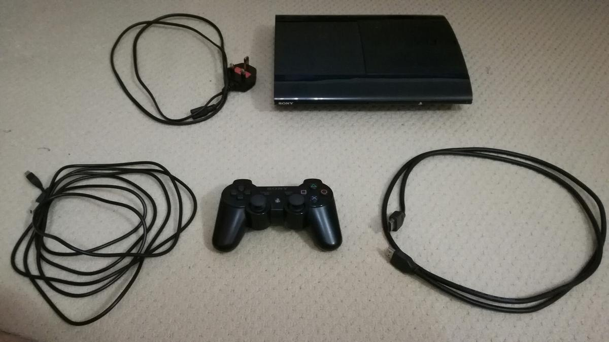 PS3 Super Slim 500GB - Playstation 3 in CF Cardiff for