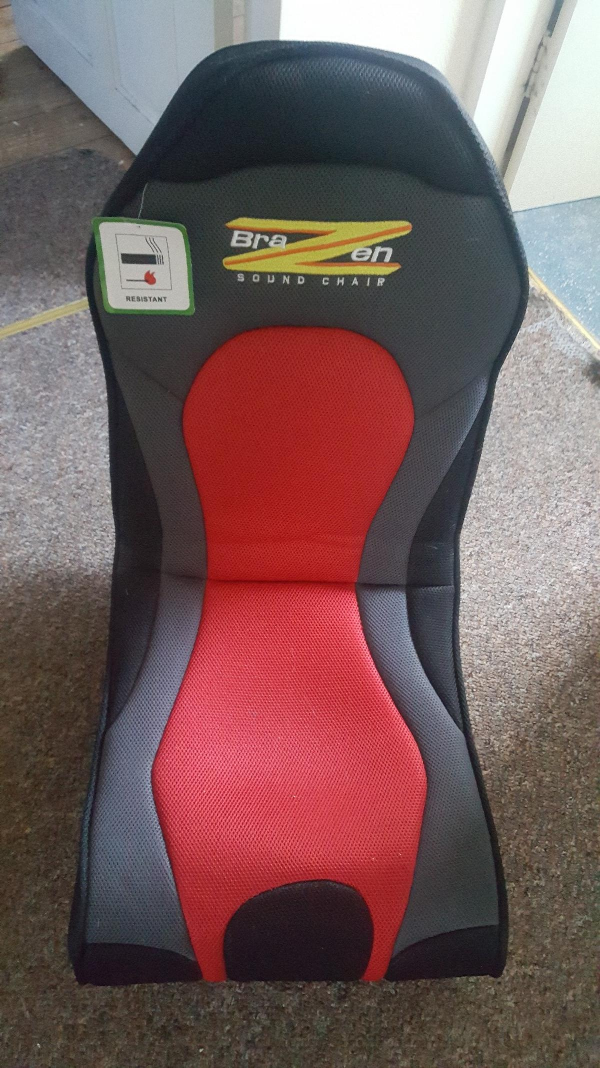 Marvelous Reducedgaming Chair Brazen Sabre 2 1 Rocker In B37 Solihull Caraccident5 Cool Chair Designs And Ideas Caraccident5Info