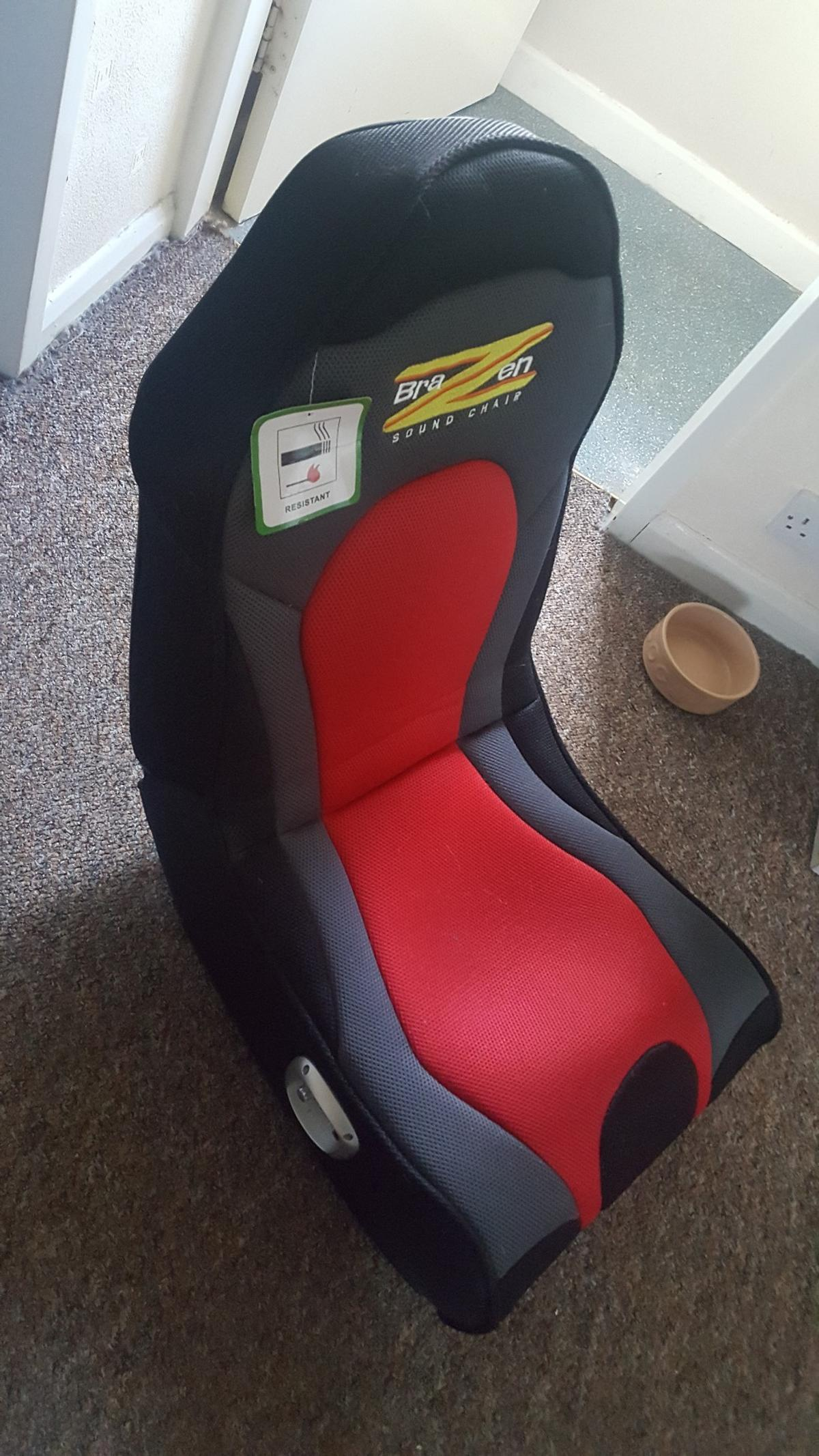 Cool Reducedgaming Chair Brazen Sabre 2 1 Rocker In B37 Solihull Caraccident5 Cool Chair Designs And Ideas Caraccident5Info