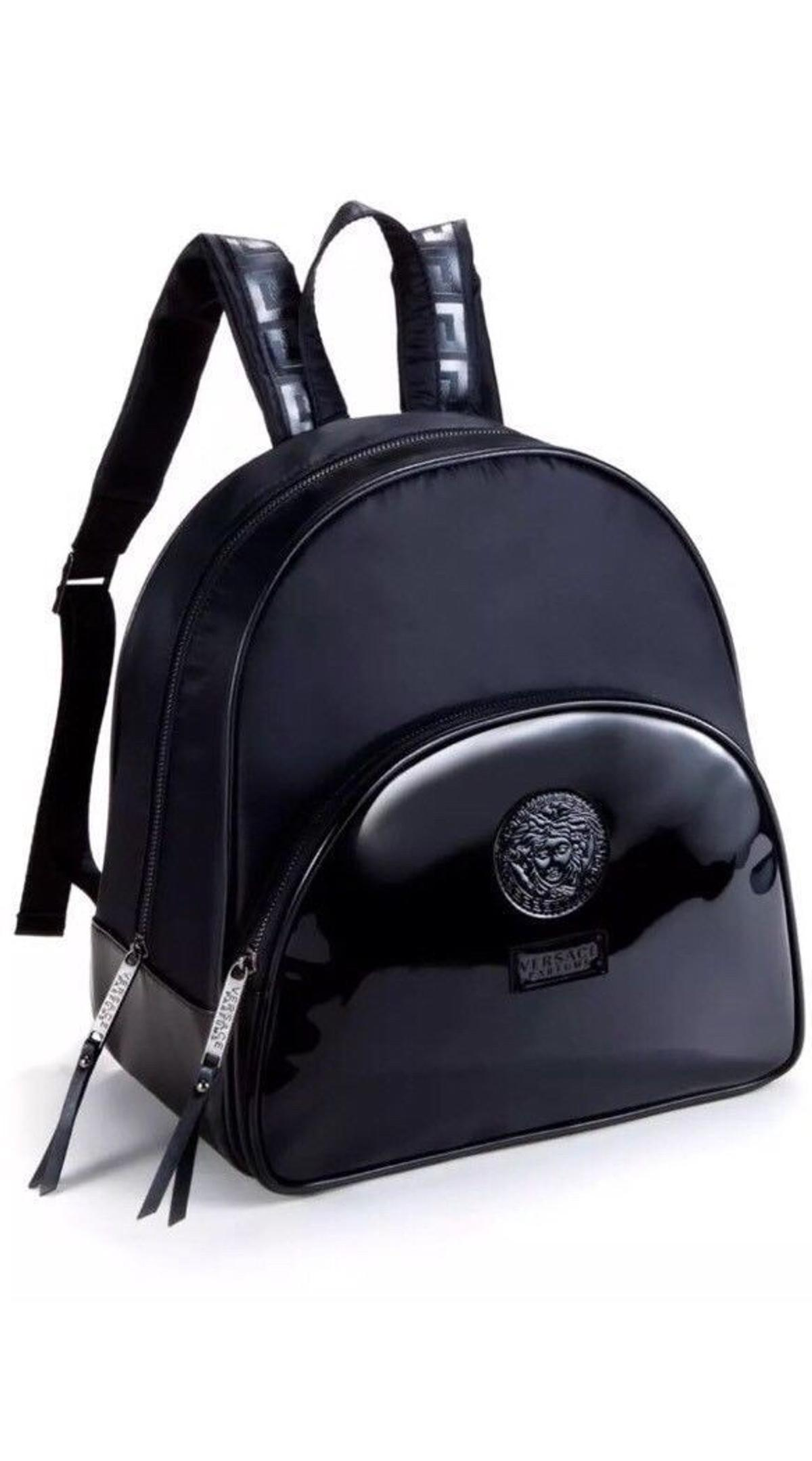 6b4992a76a Genuine Versace Parfums Black Backpack in LS12 Leeds for £30.00 for ...