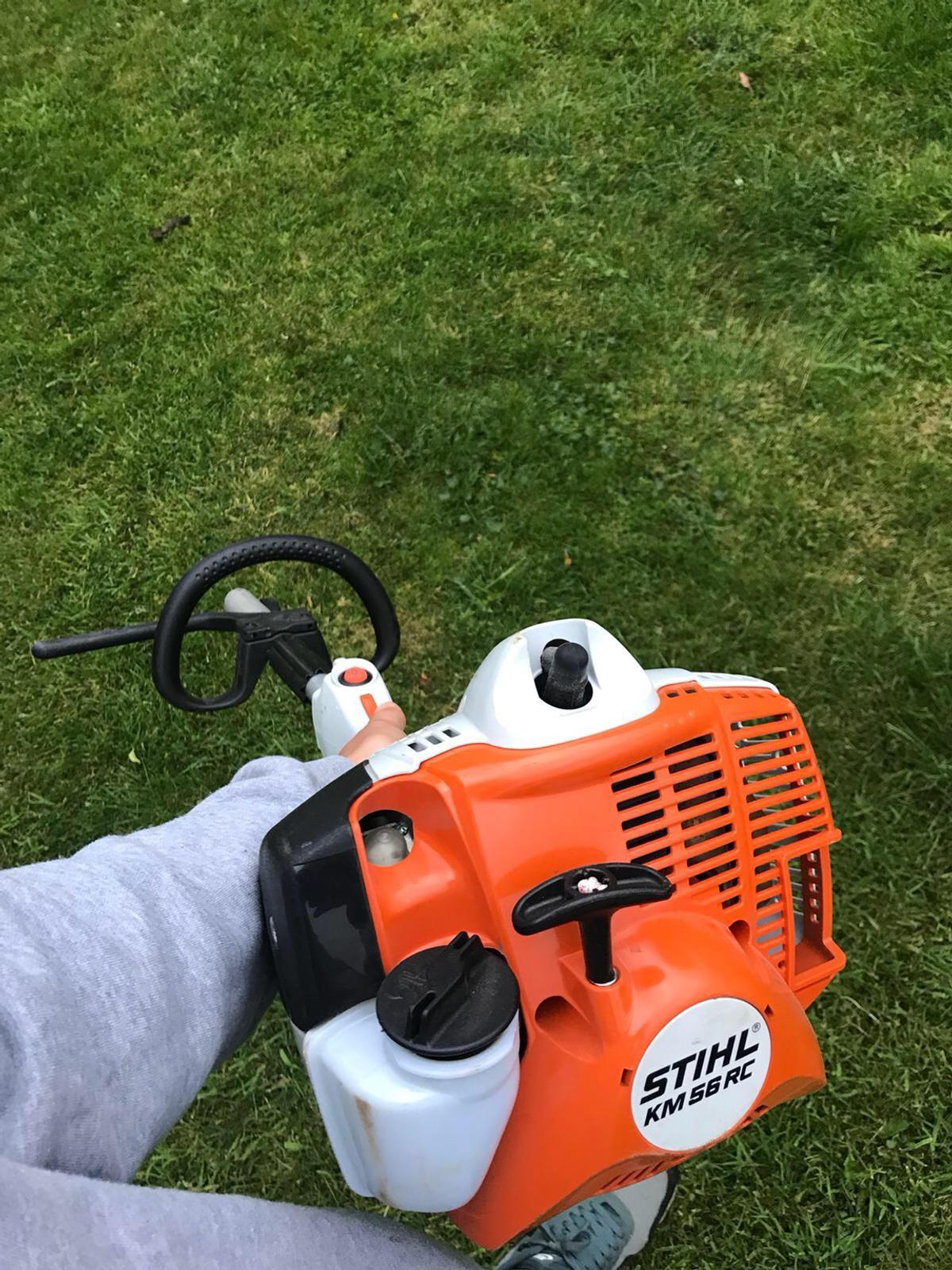Stihl km56 rc kombi (engine only) in B48 Bromsgrove for