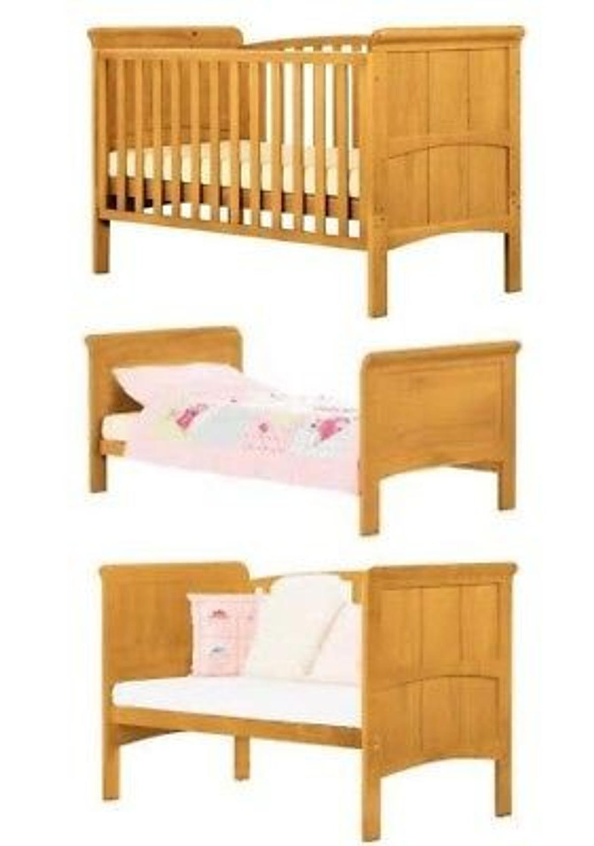 sale retailer 79ec1 cfb37 Tuscany 3 in 1 cot bed toys r us