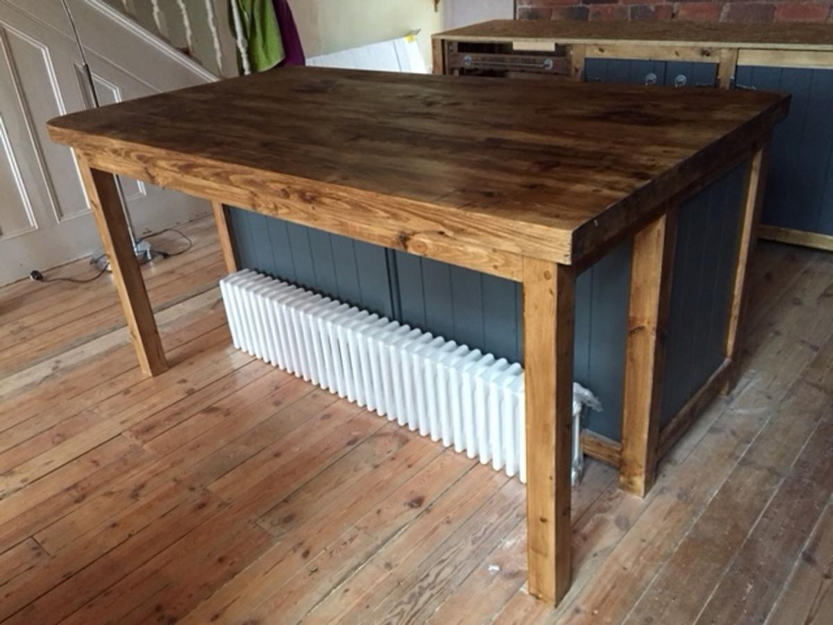 Picture of: Freestanding Kitchen Island Breakfast Bar In S36 Sheffield For 850 00 For Sale Shpock