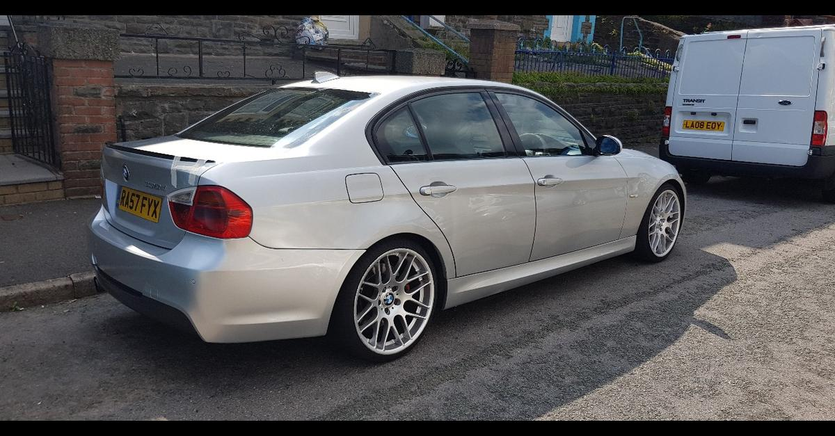 Bmw E90 330d Auto In Cf40 Tonypandy For 4 000 00 For Sale Shpock