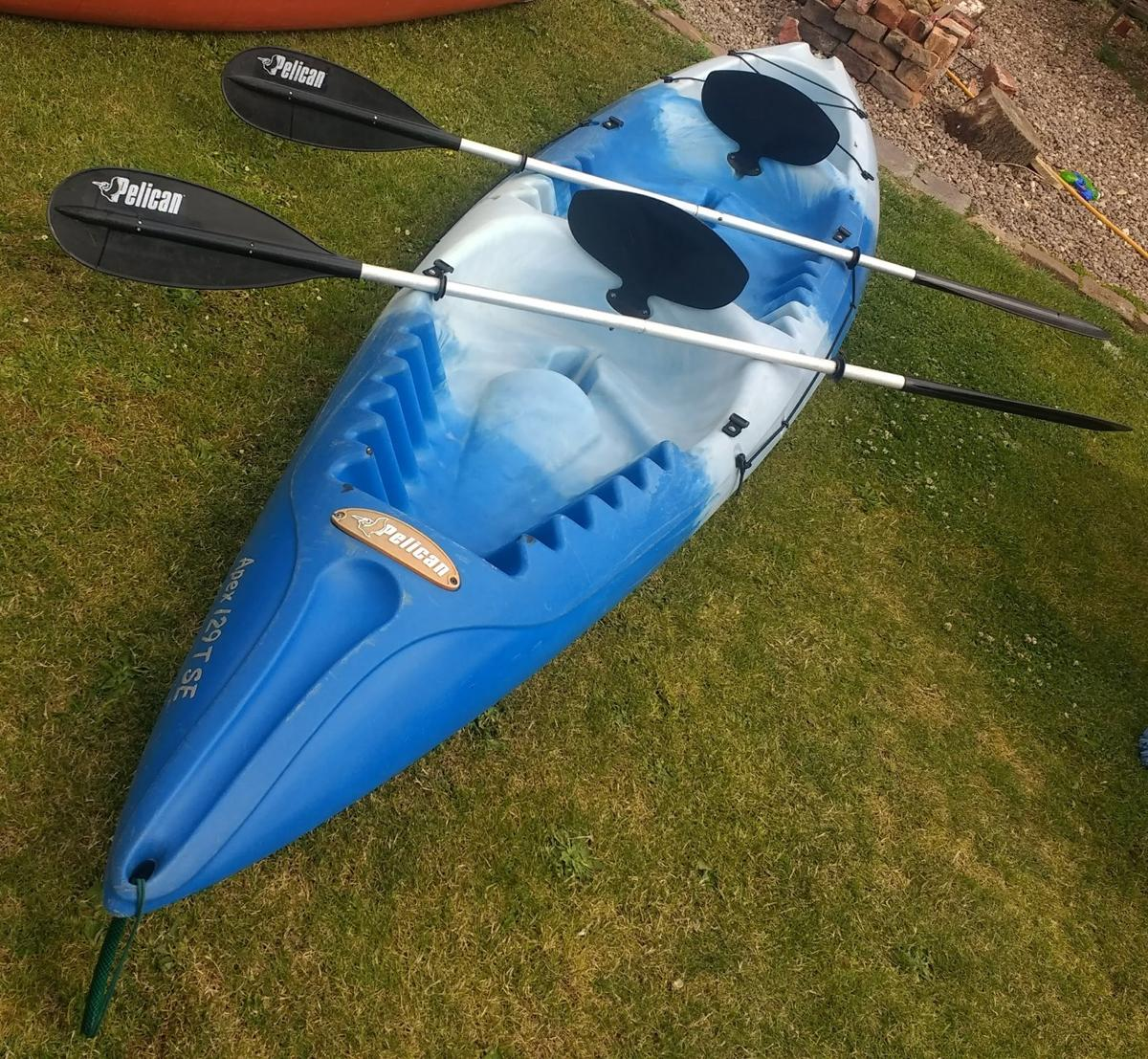 Pelican Apex 129T SE 2man Kayak in East Lindsey for £225 00 for sale