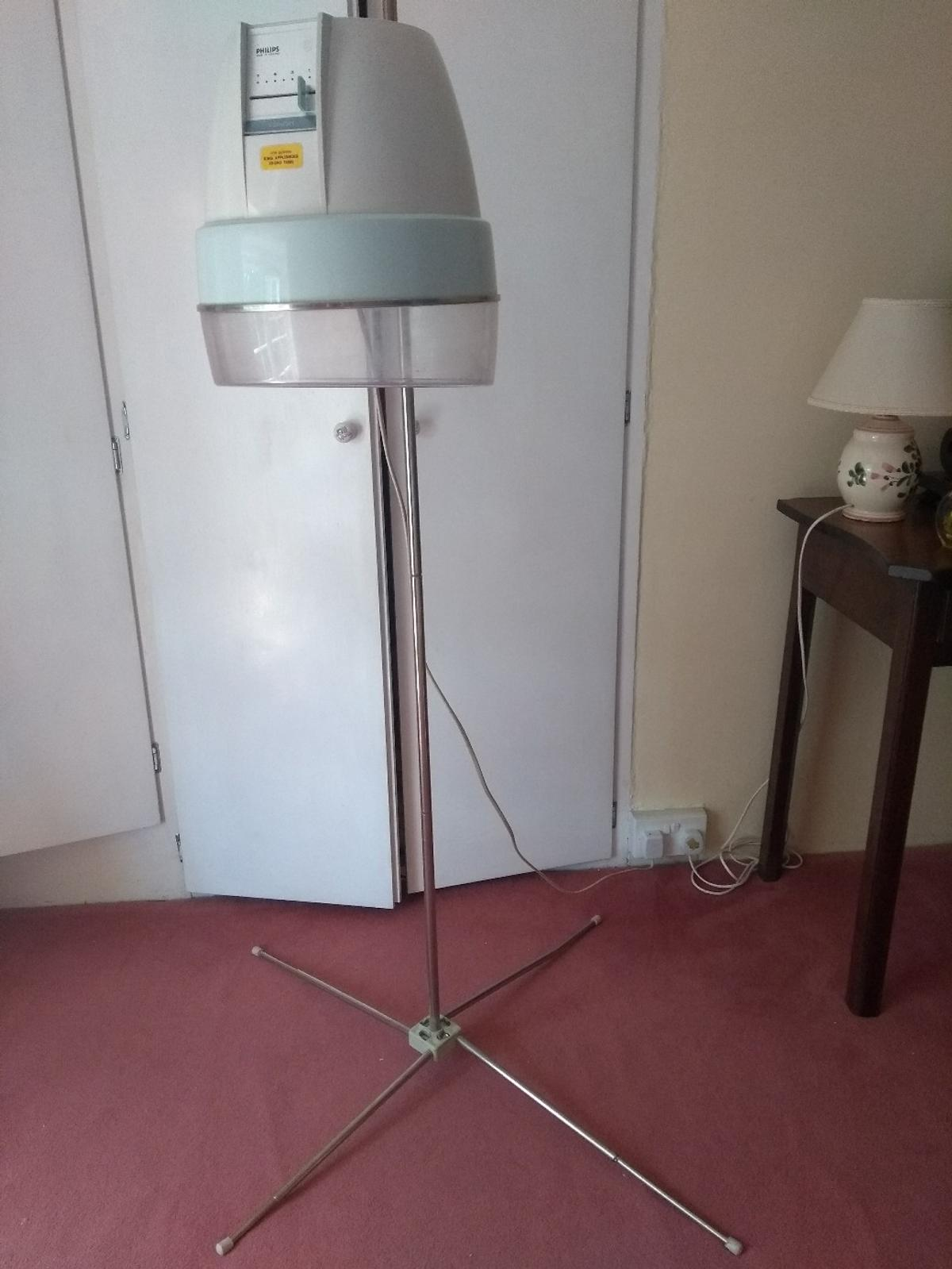 retro phillips hood hair dryer with stand in TW18 Spelthorne