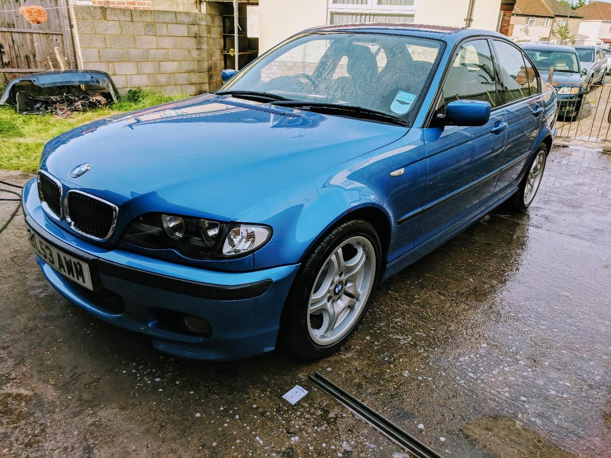 Bmw E46 Individual Breaking Estriol Blue In Wexham Court For 1 00