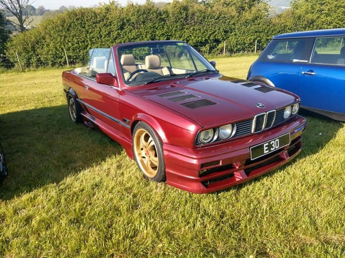 Bmw E30 Convertible In Me14 Maidstone For 3 000 00 For Sale Shpock