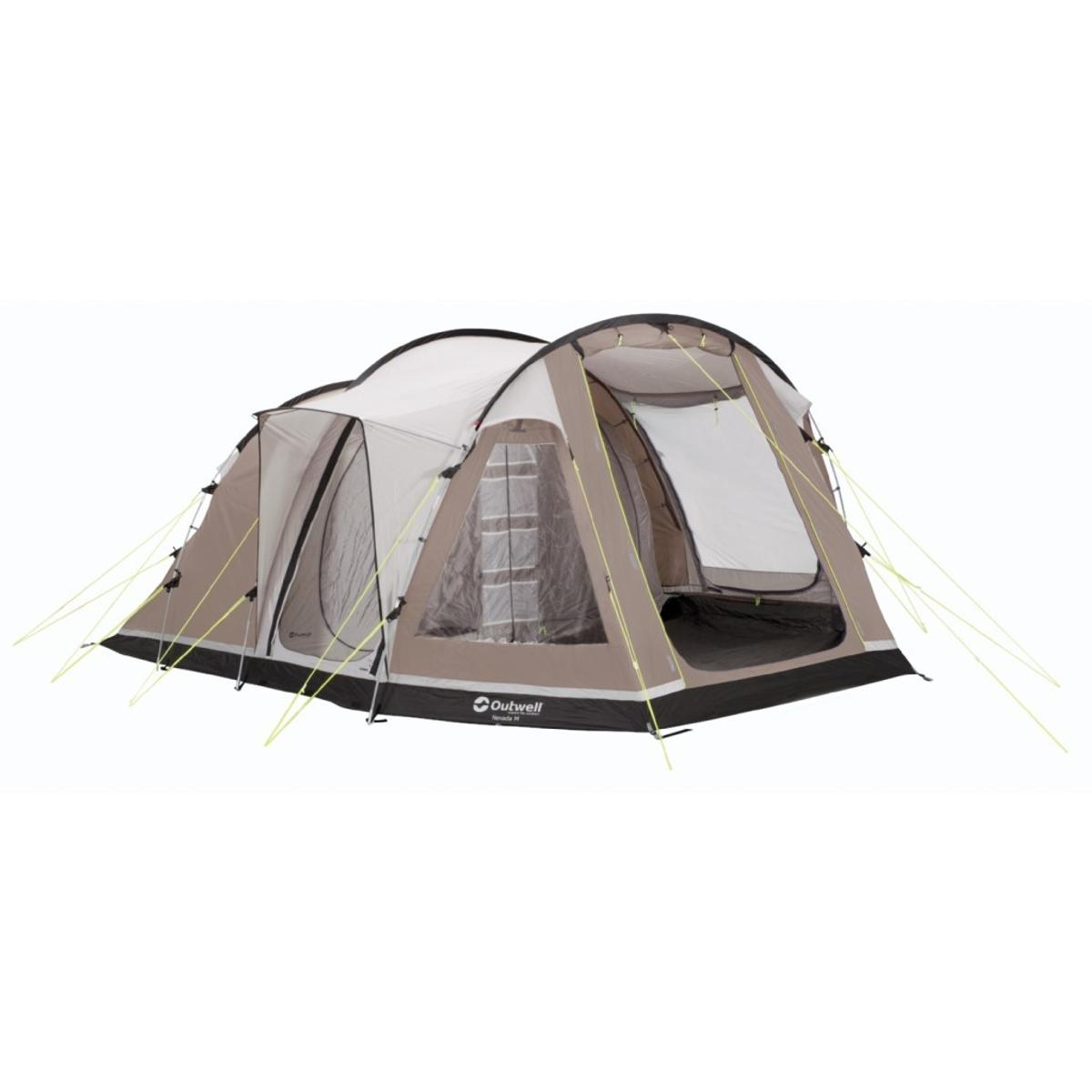 reputable site 1aaf6 6caf9 Outwell Nevada M 5 man tent, awning etc