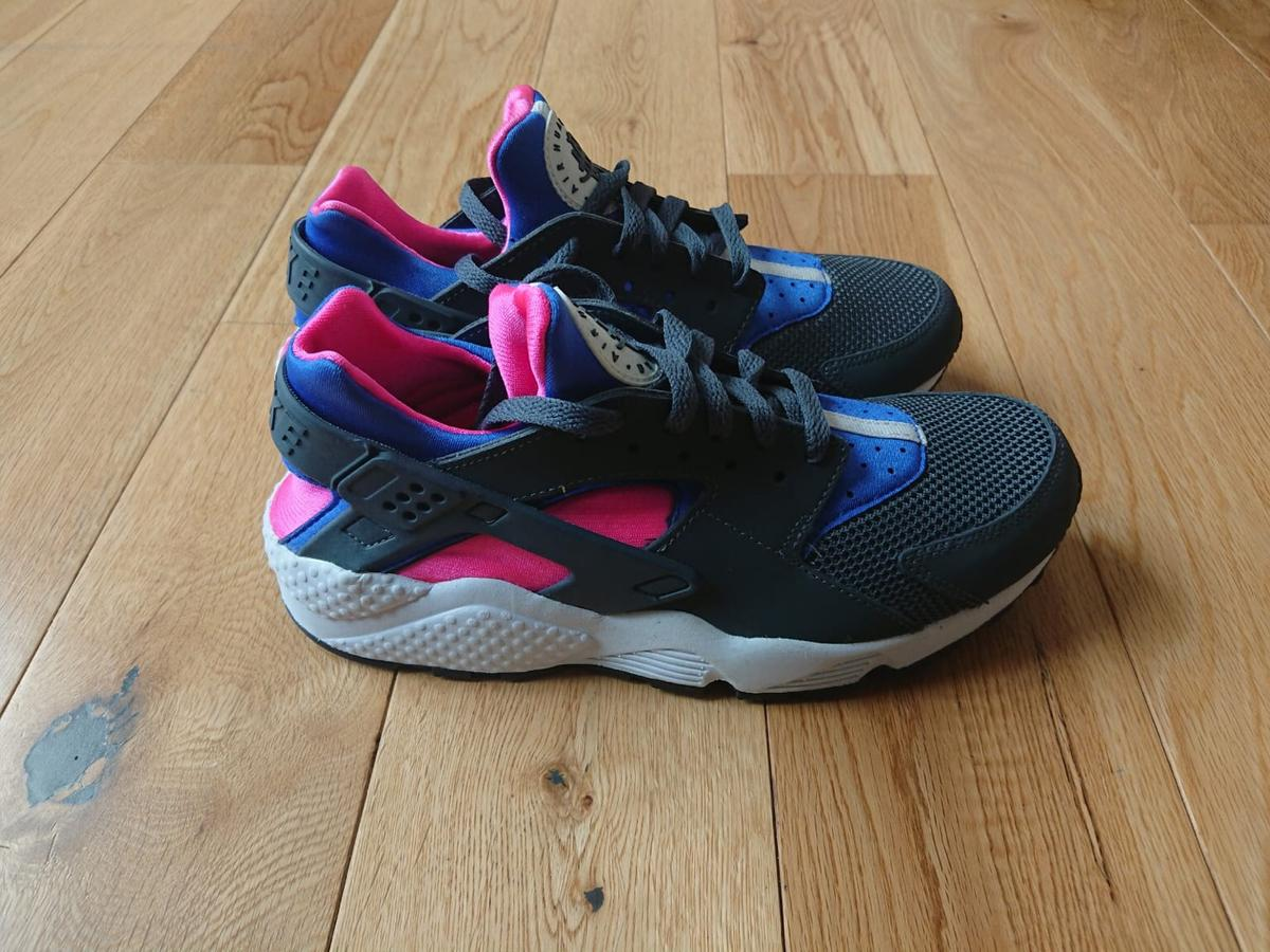 Nike Air Huarache Grey/Pink/Blue in CT11 Thanet for £90.00 for ...