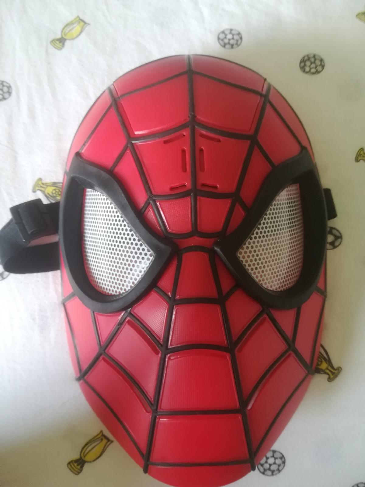finest selection great look purchase cheap Maschera di Spiderman con suoni