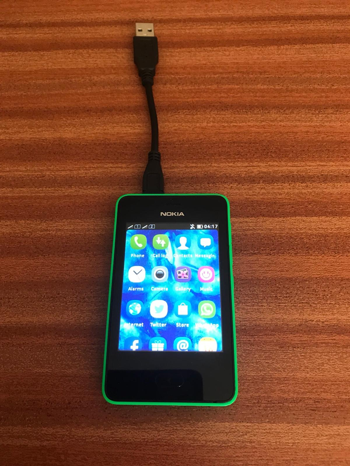 Dual Sim Nokia Symbian Mobile Phone in WS12 Chase for £30 00