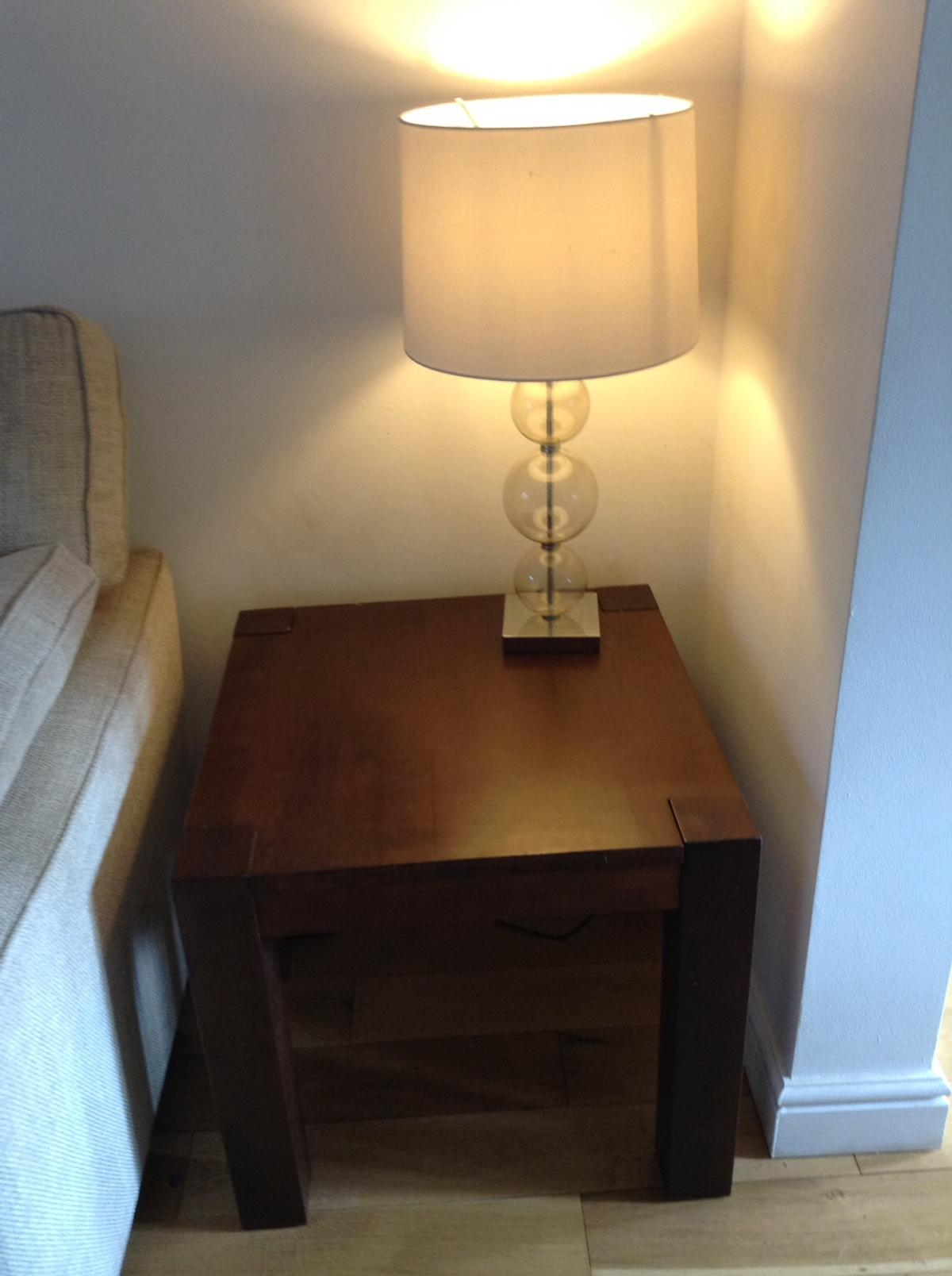 Lamp Table In Me7 Gillingham For 25 00