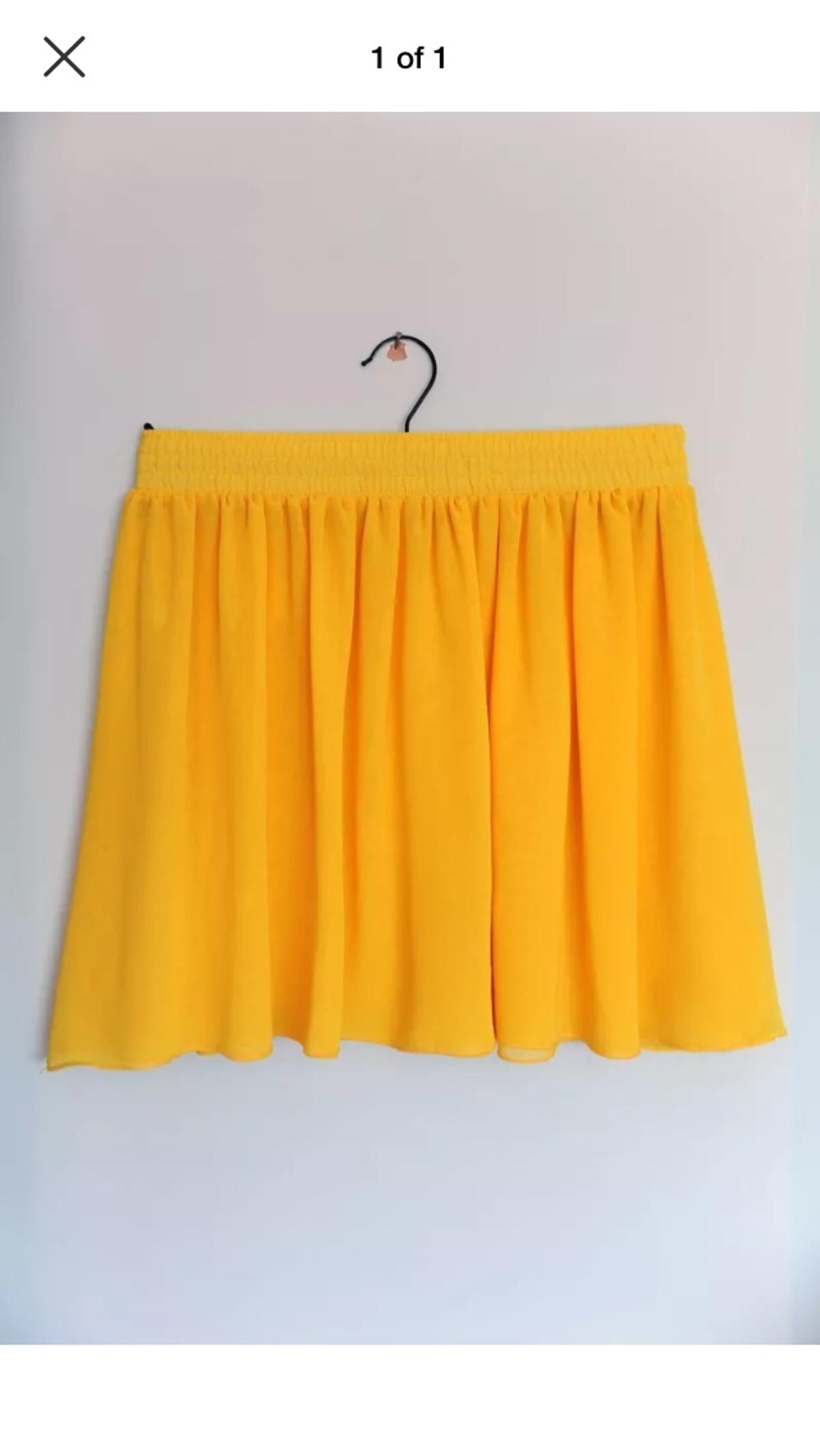 4fc37e4a3 American Apparel Yellow Skirt - XS/S in PL1 Plymouth for £15.00 for ...