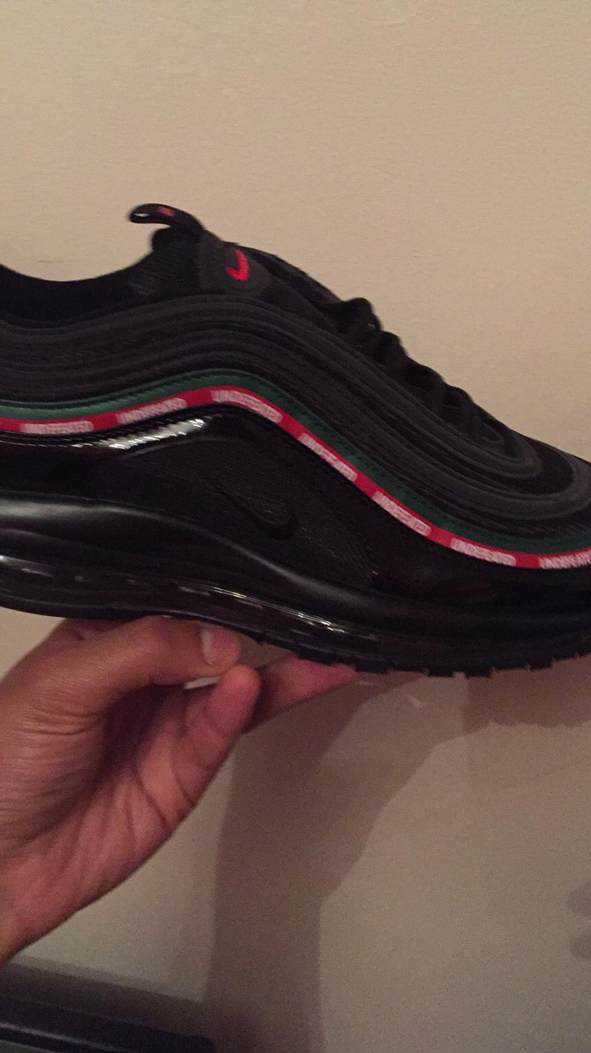 detailed pictures 6ea3e ae6a5 Nike air max 97 Undefeated New men's in WC2B Westminster for ...