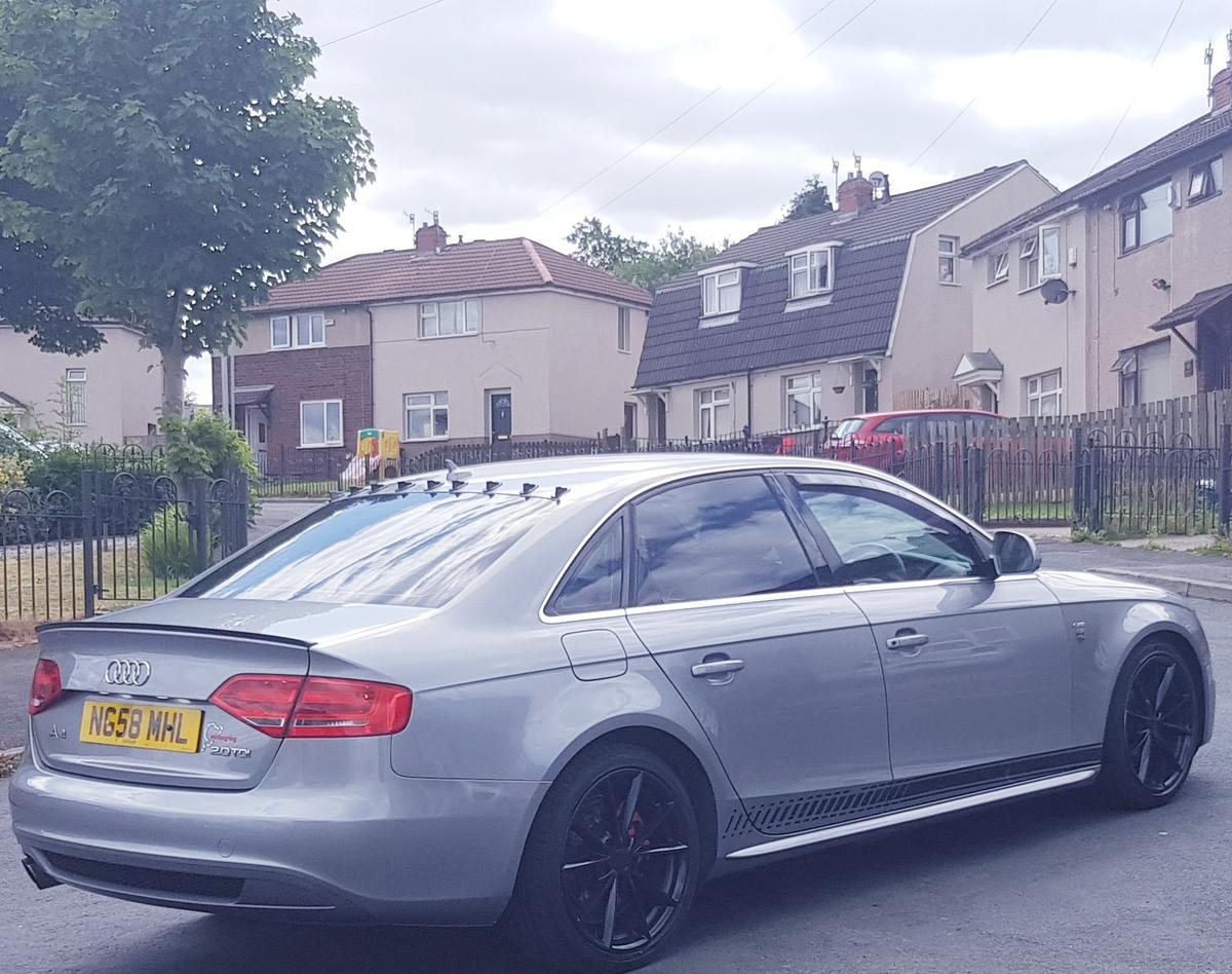 Audi a4 b8 s line 2 0 tdi 2009 suttle mods! in BB11 Burnley