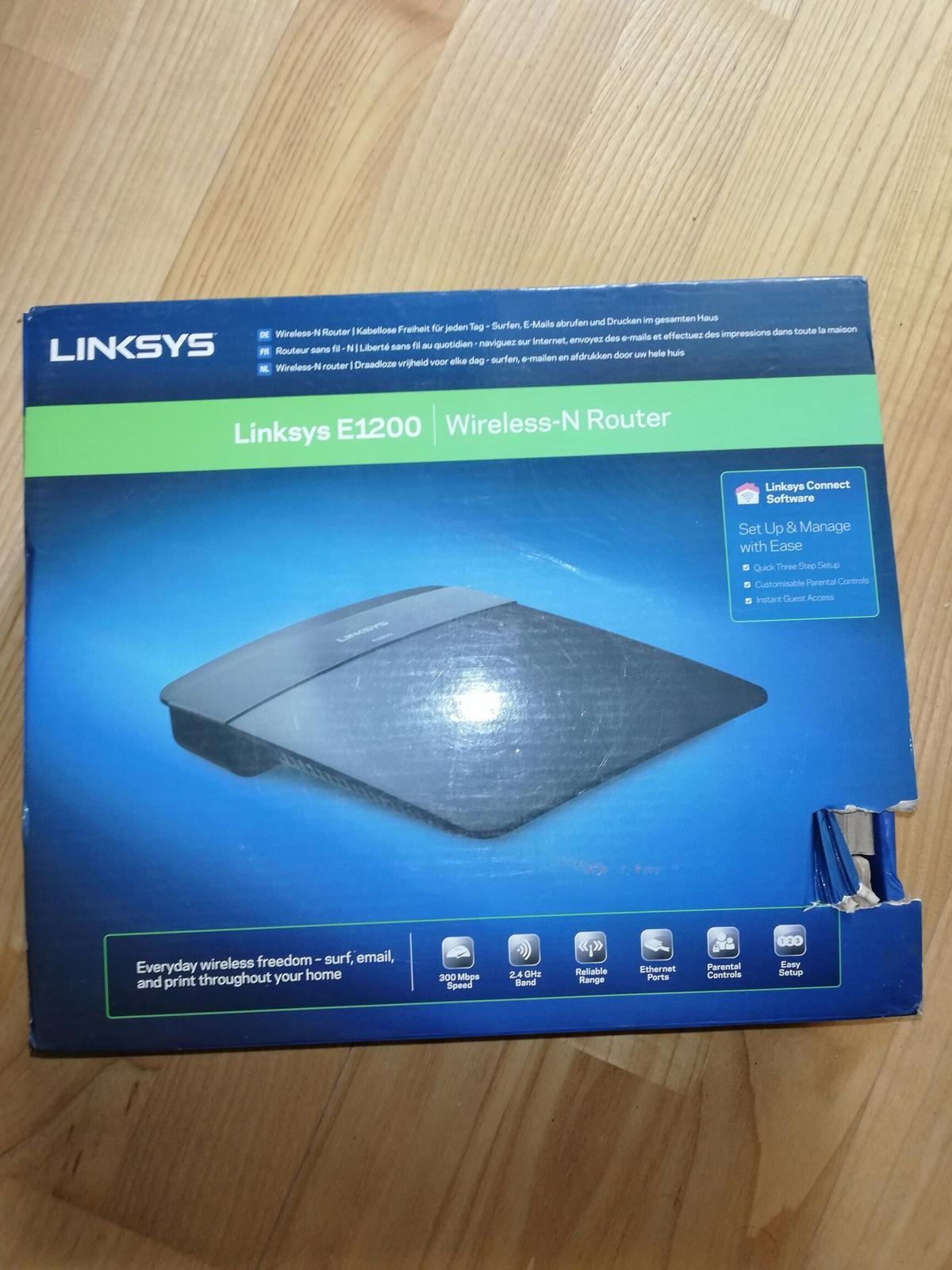 Wireless-N Router in 8670 Krieglach for €5 00 for sale - Shpock