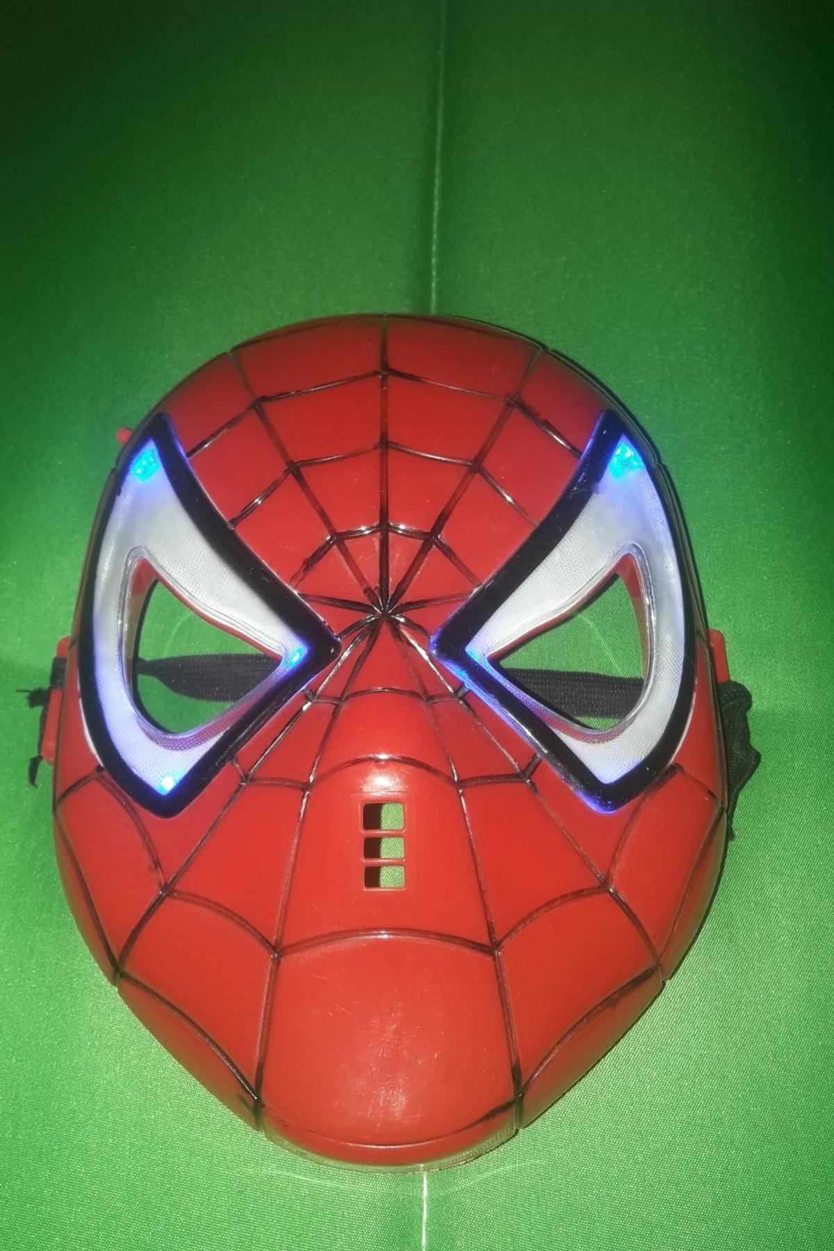 best service exclusive deals good selling Maschera di Spider-Man che si illumina