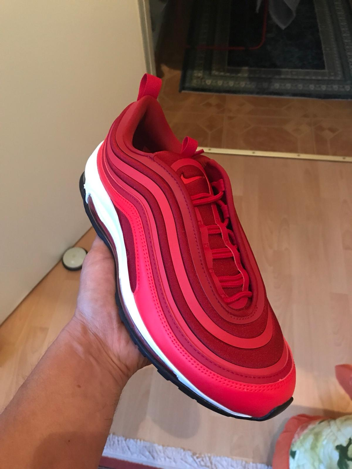Nike Air Max 97 Rot Red Gr.44 in 13359 Gesundbrunnen für 399