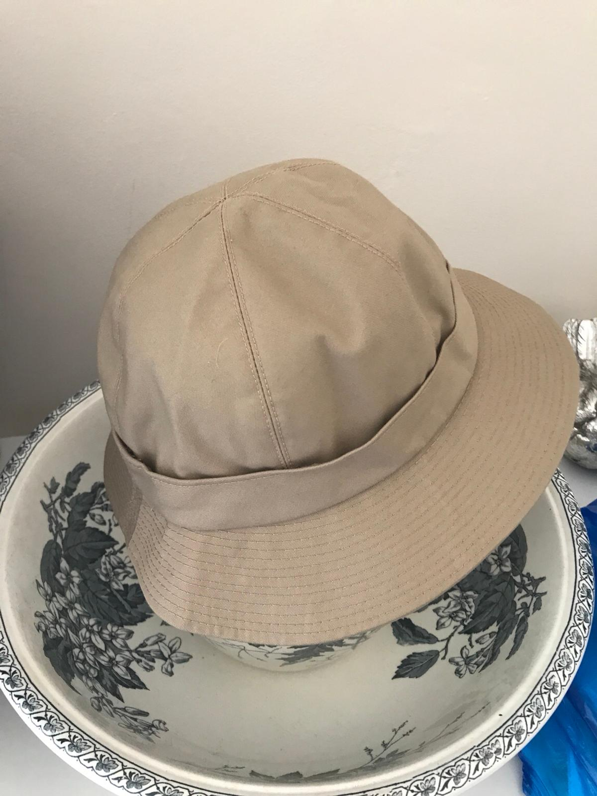 1a31a49f9 Burberry Bucket Hat