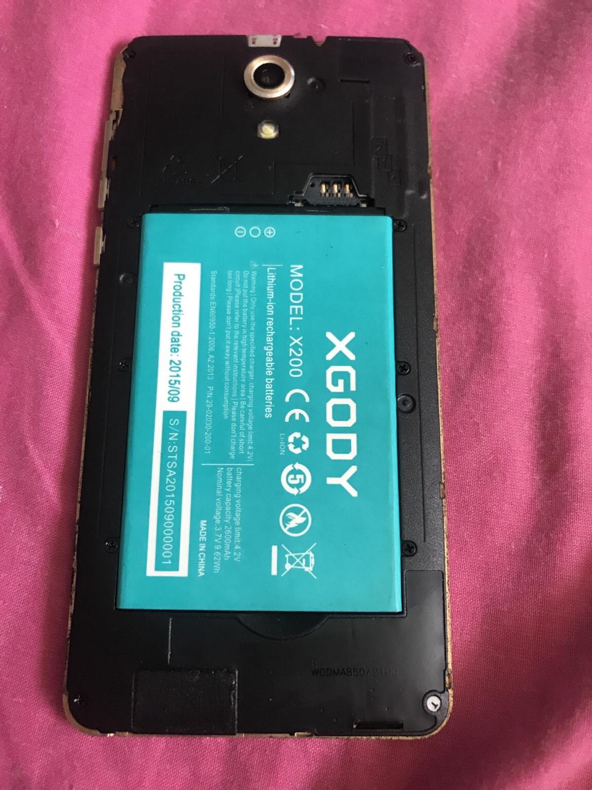 Xgody phone in working order 2 sim in LV1002 Рига for £18 00