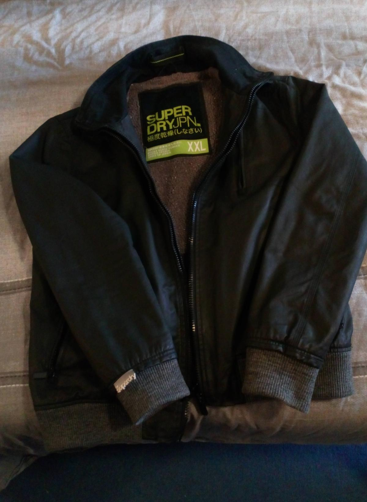 outstanding features preview of buy Superdry Moody Norse Bomber Jacket