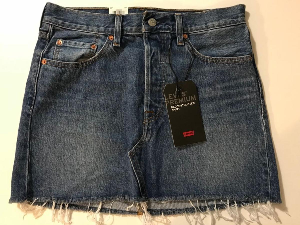 check-out 5facc 101dd GONNA LEVI'S - DECONSTRUCTED SKIRT