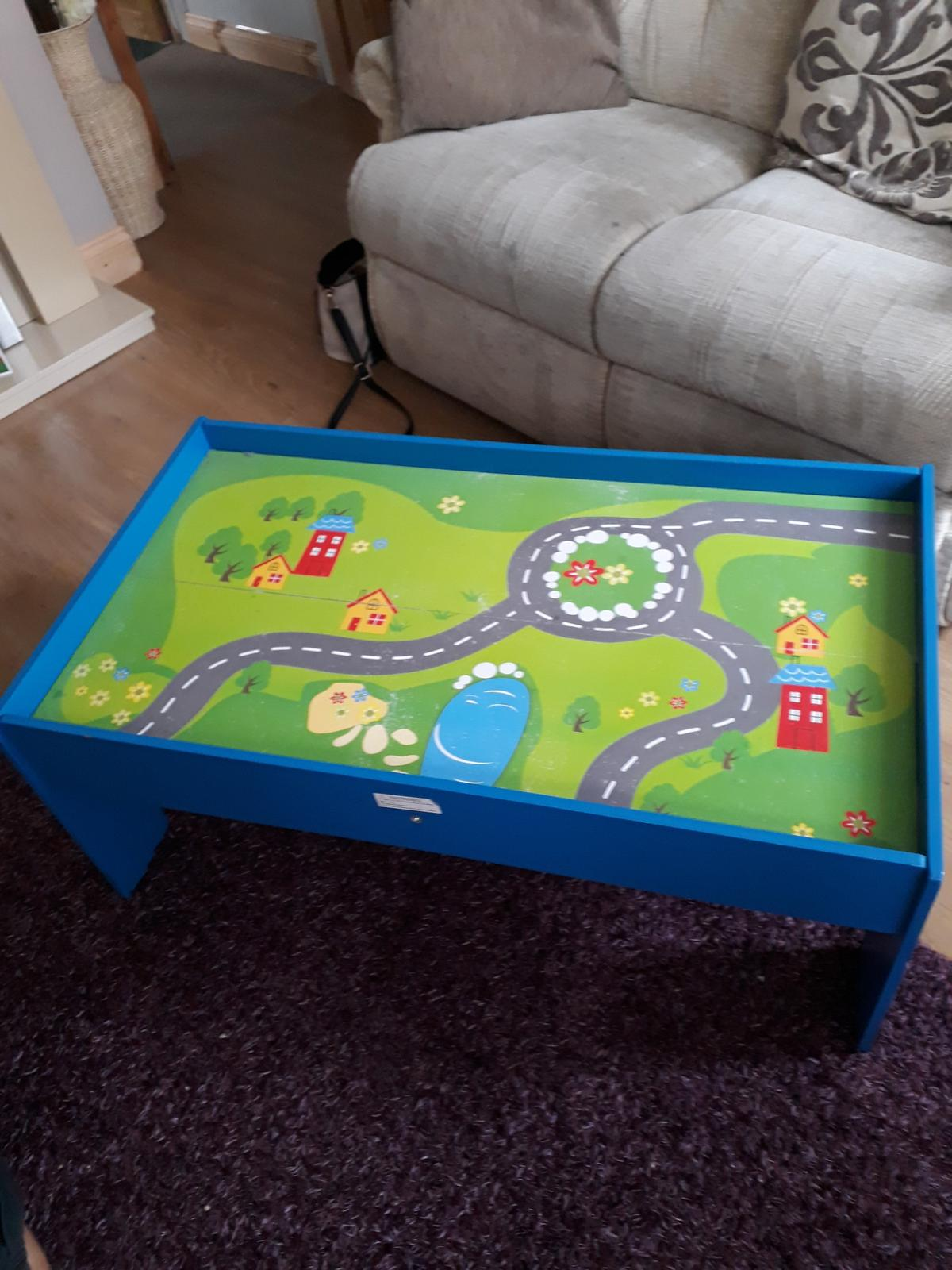 Chad Valley Car Train Table In Nr32 Waveney For 15 00 For Sale Shpock