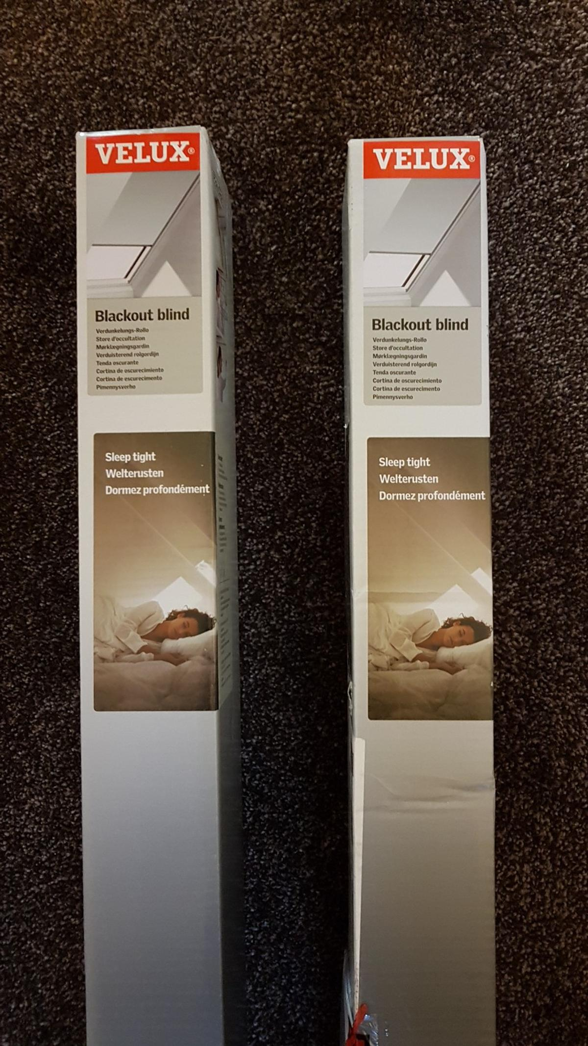 2 X Velux Blackout Blinds In Tw5 Hounslow Fur 79 00 Kaufen Shpock