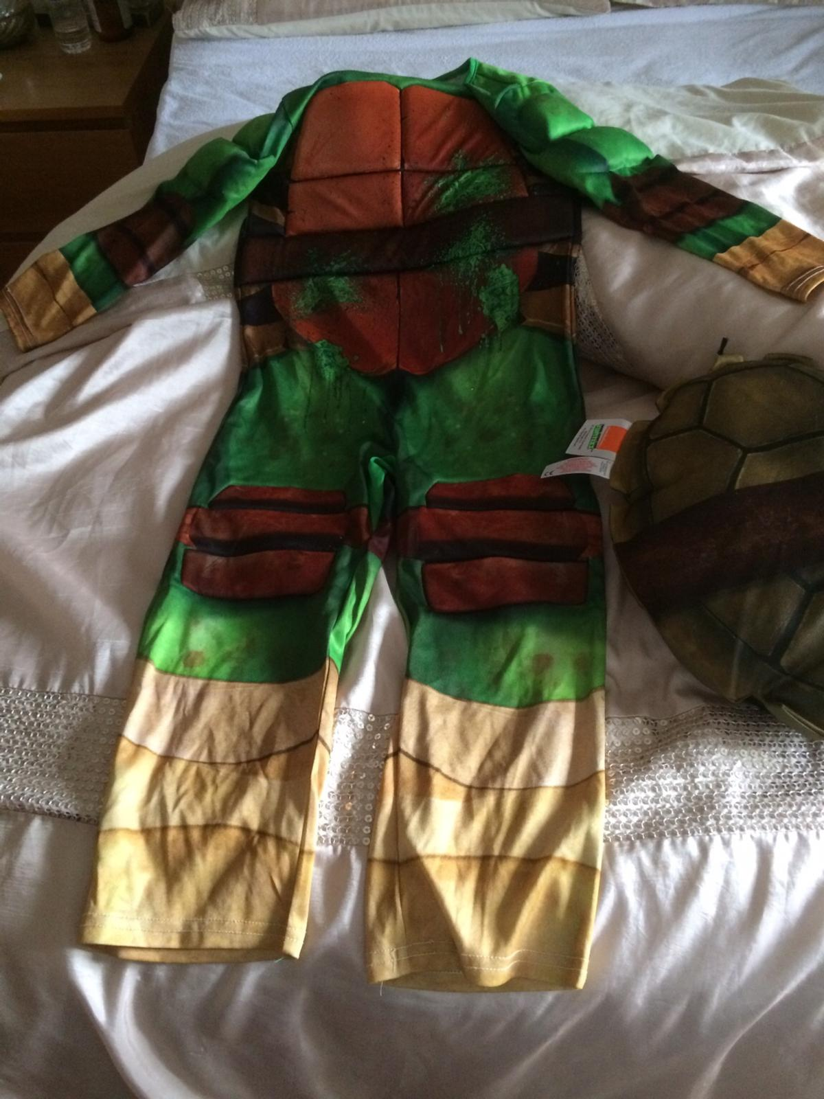 Age 5 6 Teenage Mutant Ninja Turtle Costume In Ll18 Rhyl For 7 00 For Sale Shpock