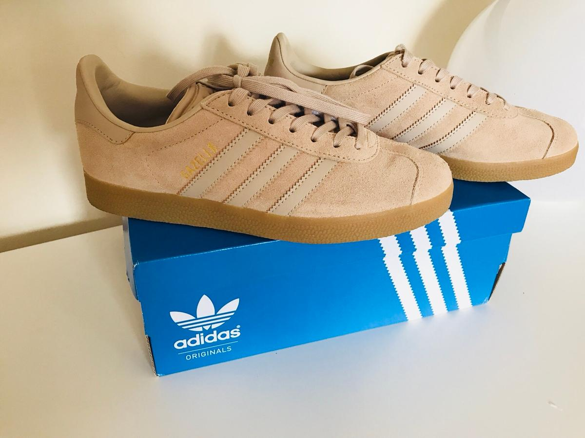 necesidad Suyo Pronombre  Adidas Originals Gazelle trainers in SL1 Slough for £50.00 for sale | Shpock