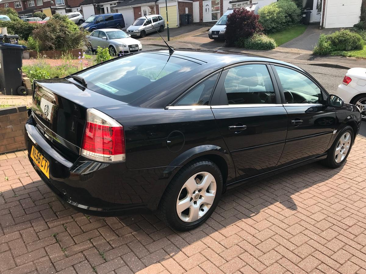 Vauxhall Vectra 2007 Black Petrol In B15 Birmingham For 600 00 For Sale Shpock