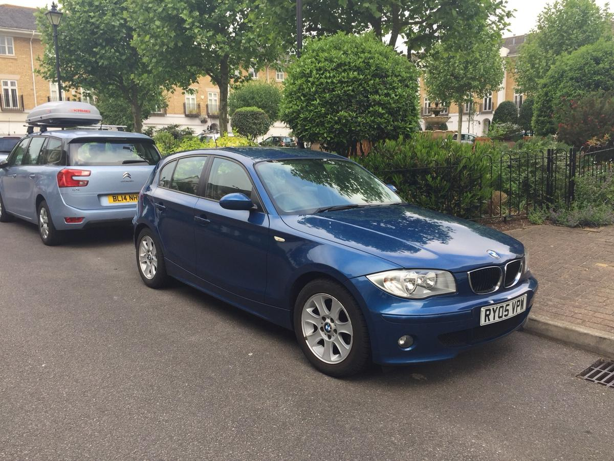 Bmw One Series 120i In Sw17 Wandsworth For 1 450 00 For Sale Shpock