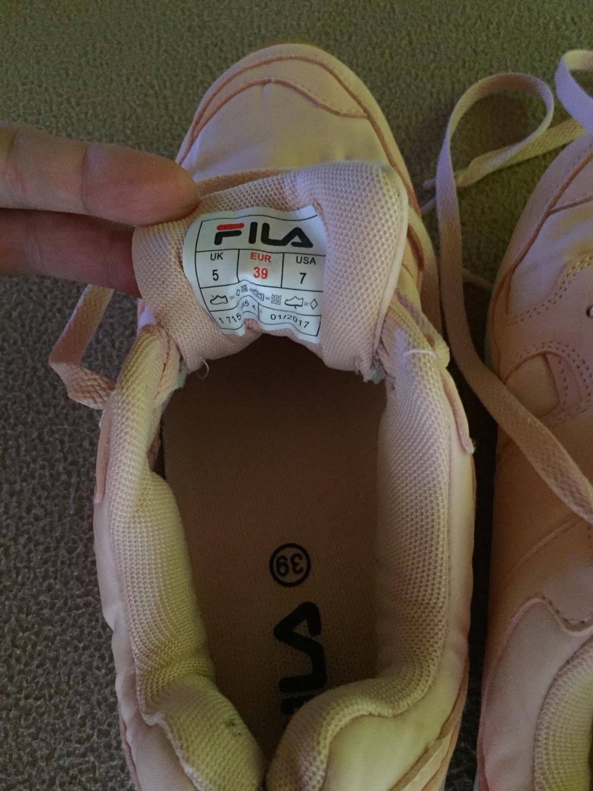 FILA Turnschuh in 2244 Spannberg for €10.00 for sale | Shpock