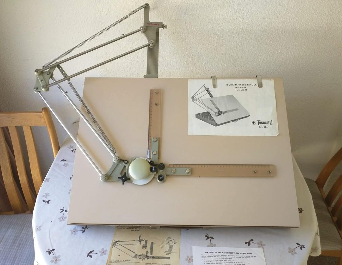 A2 Drawing Board and  Garden design pack