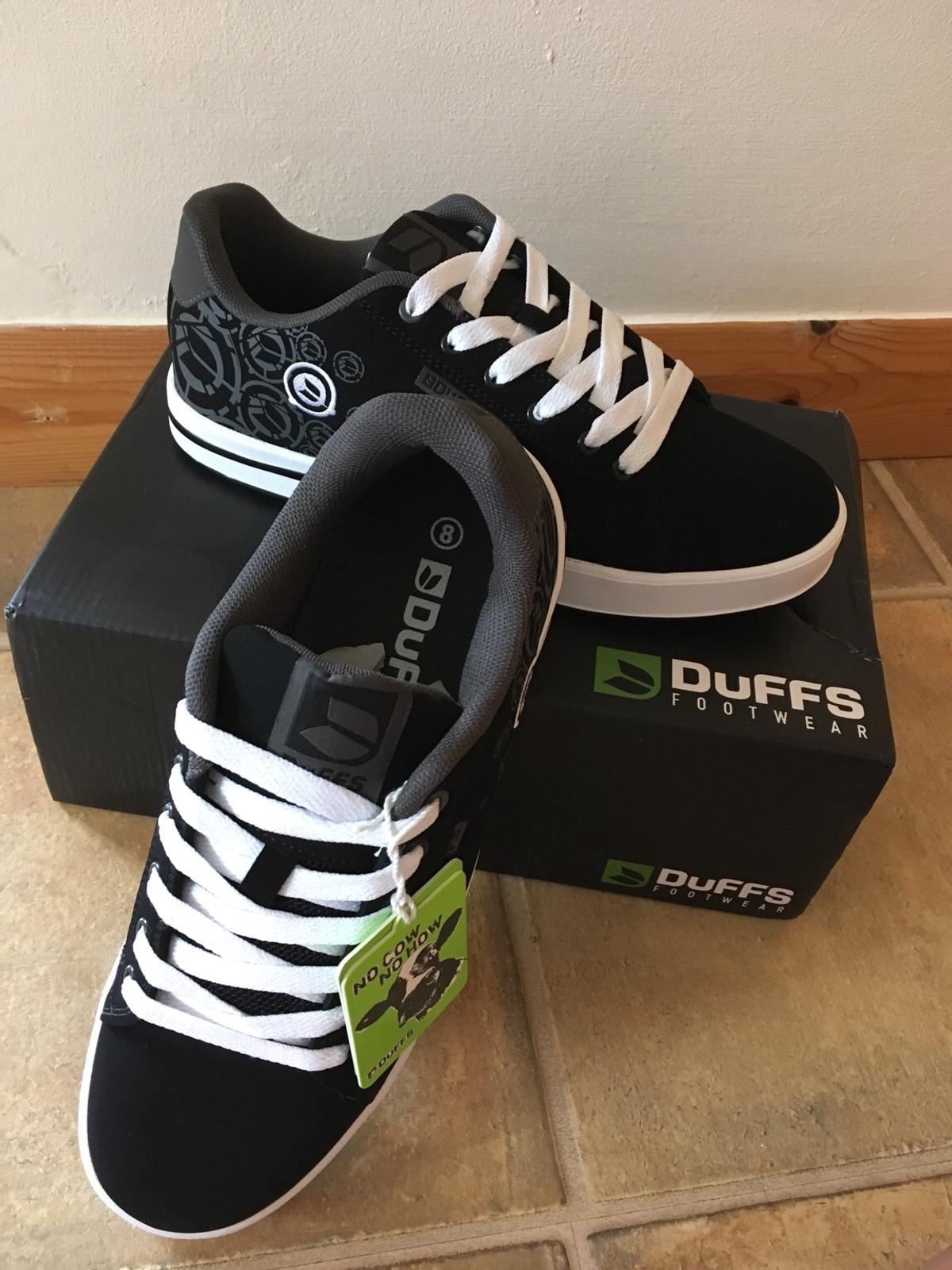 38c81a10f057 NEW DuFFS Trainers Skate Shoes Size 8 Adult in B80-Avon for £15.00 ...