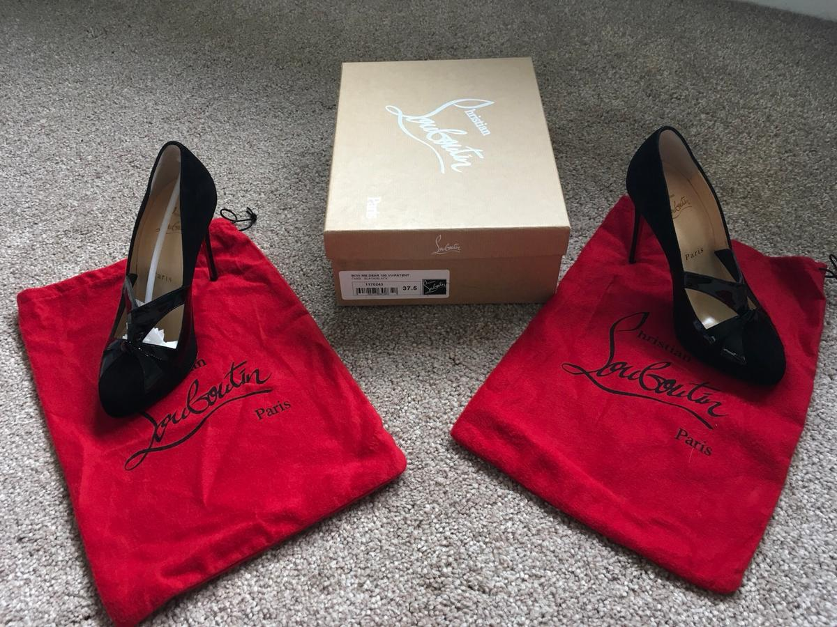 1257c717c9f Christian Louboutin women's 37.5 shoes in IP14 Suffolk for £430.00 ...