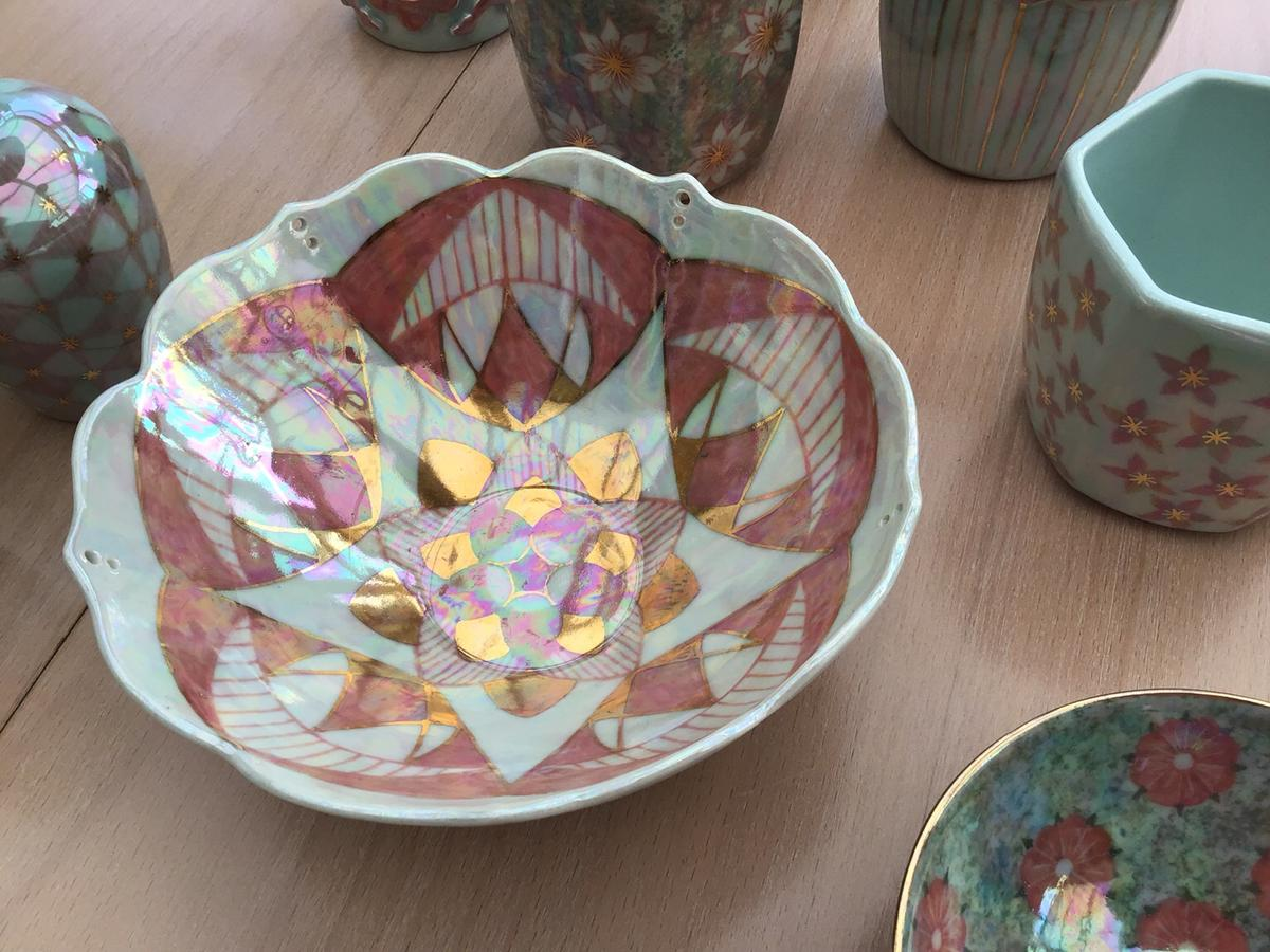 Handmade ceramics by June Arnison in Broadland for £50 00 for sale