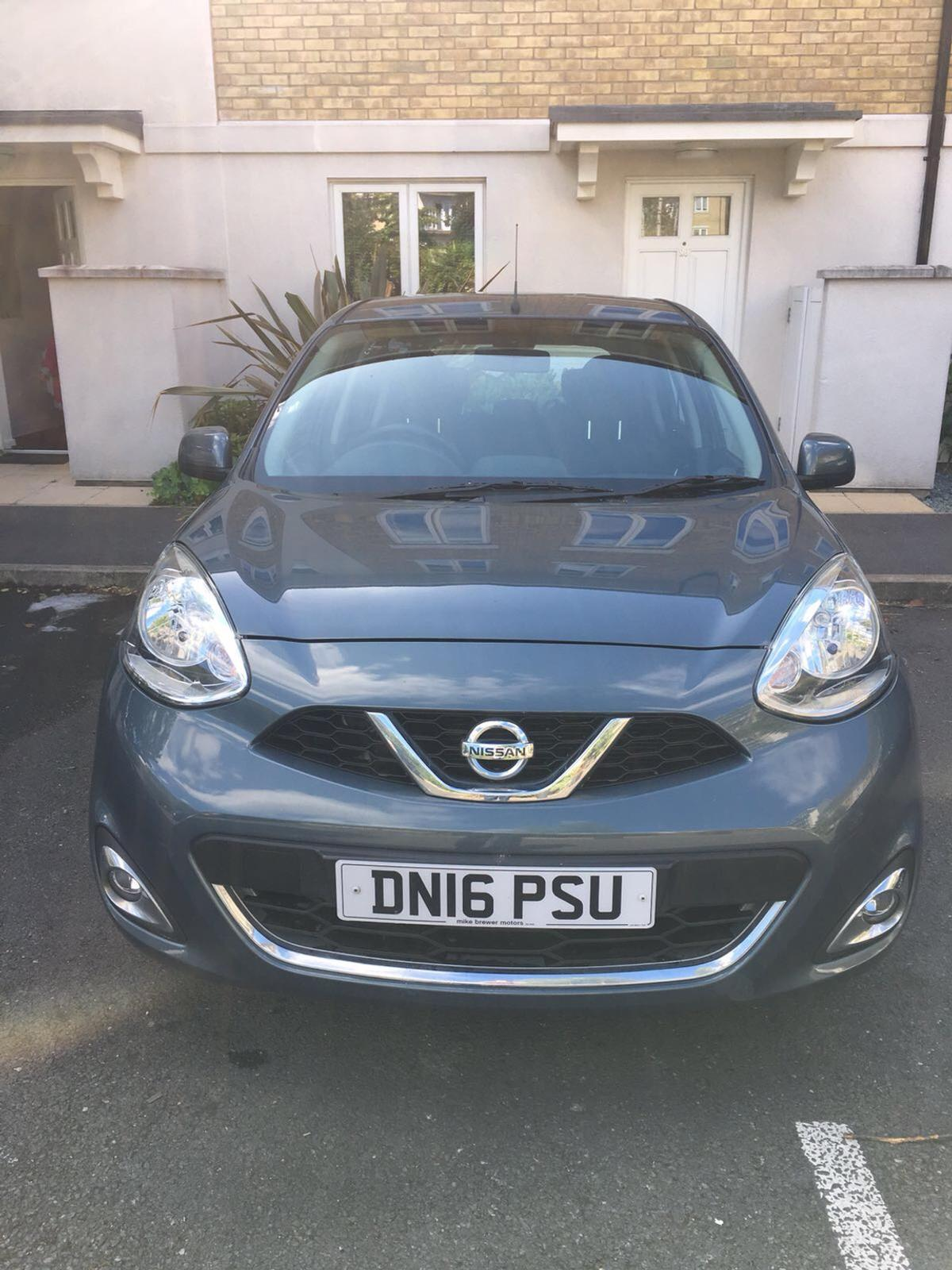 Nissan micra 2016 1 3 Acenta in W3 London for £3,700 00 for