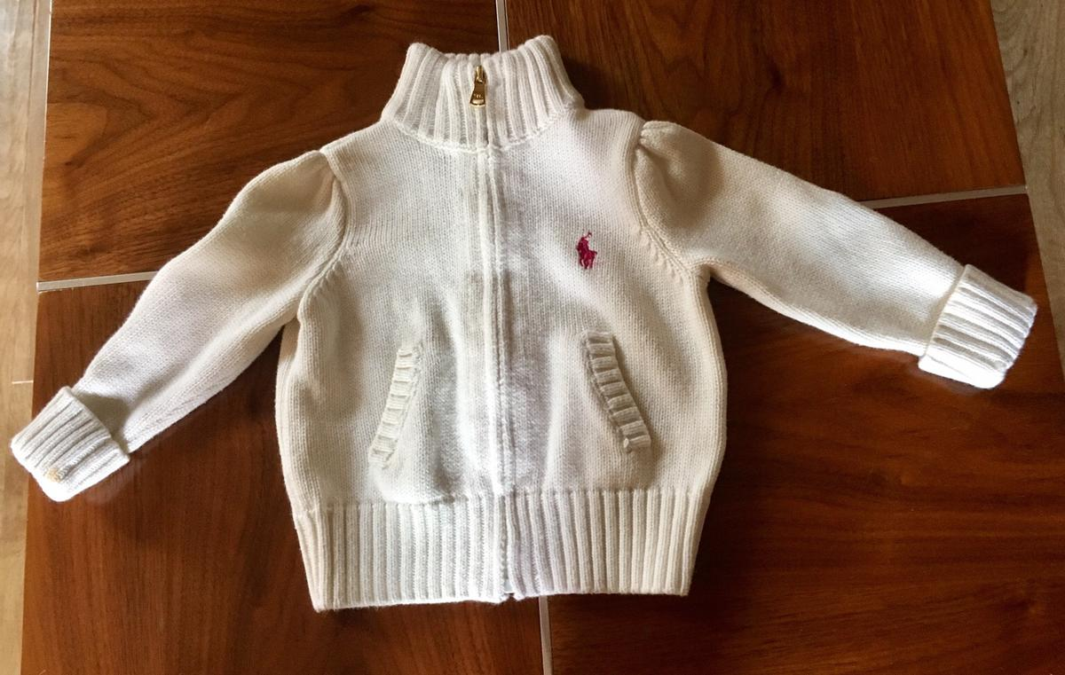 favorable price discount for sale select for latest Ralph Lauren unisex cardigan -Childrens 9mths in WR13 ...