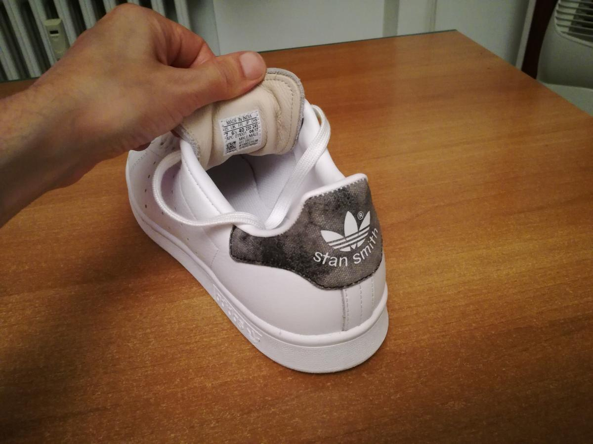 adidas uomo stan smith originali