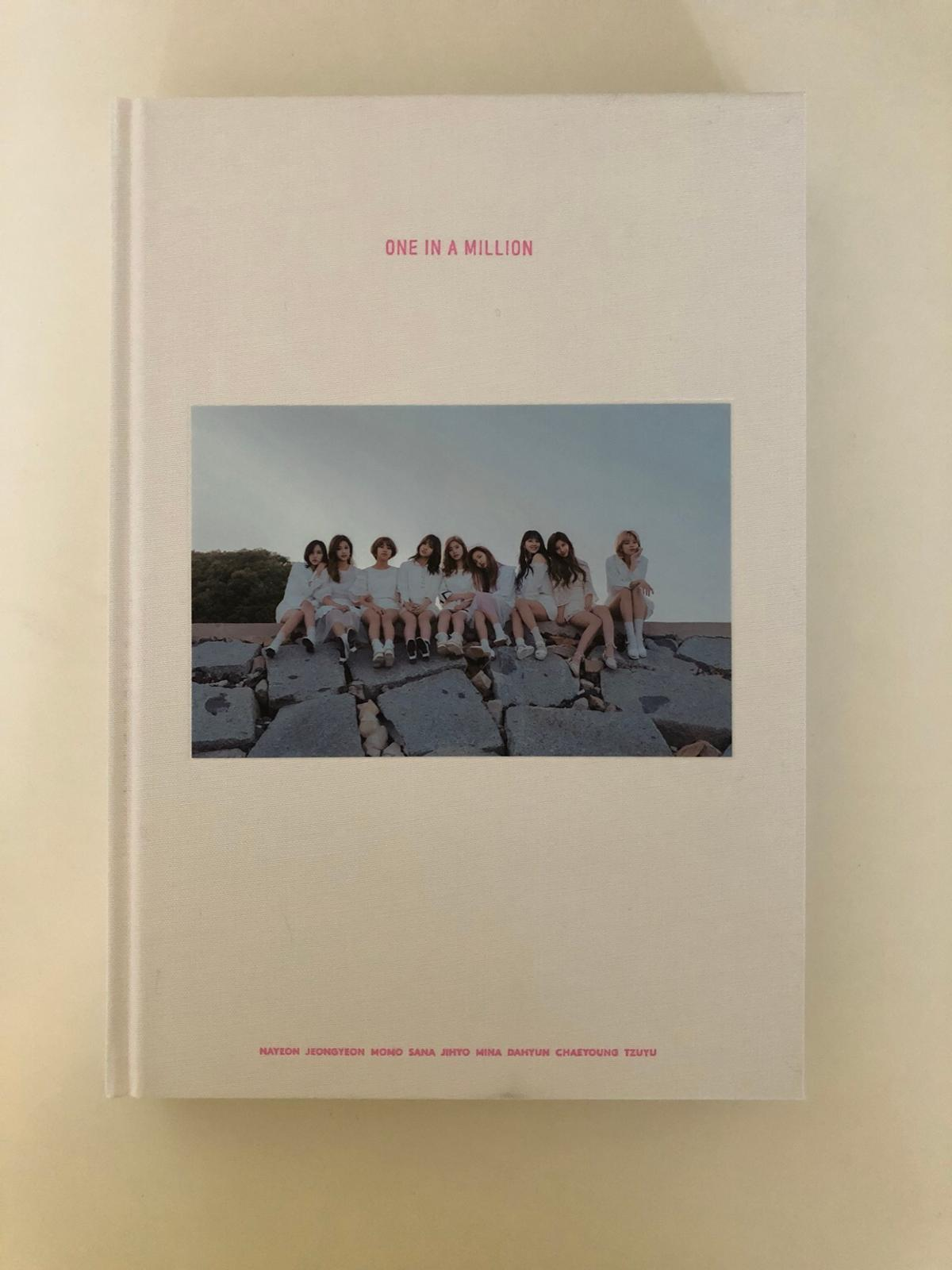 Twice One In A Million Photobook In 12347 Britz For 40 00 For