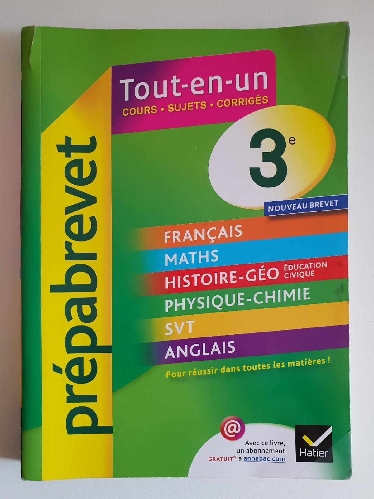 Manuels Scolaire College In 94880 For 8 00 For Sale Shpock