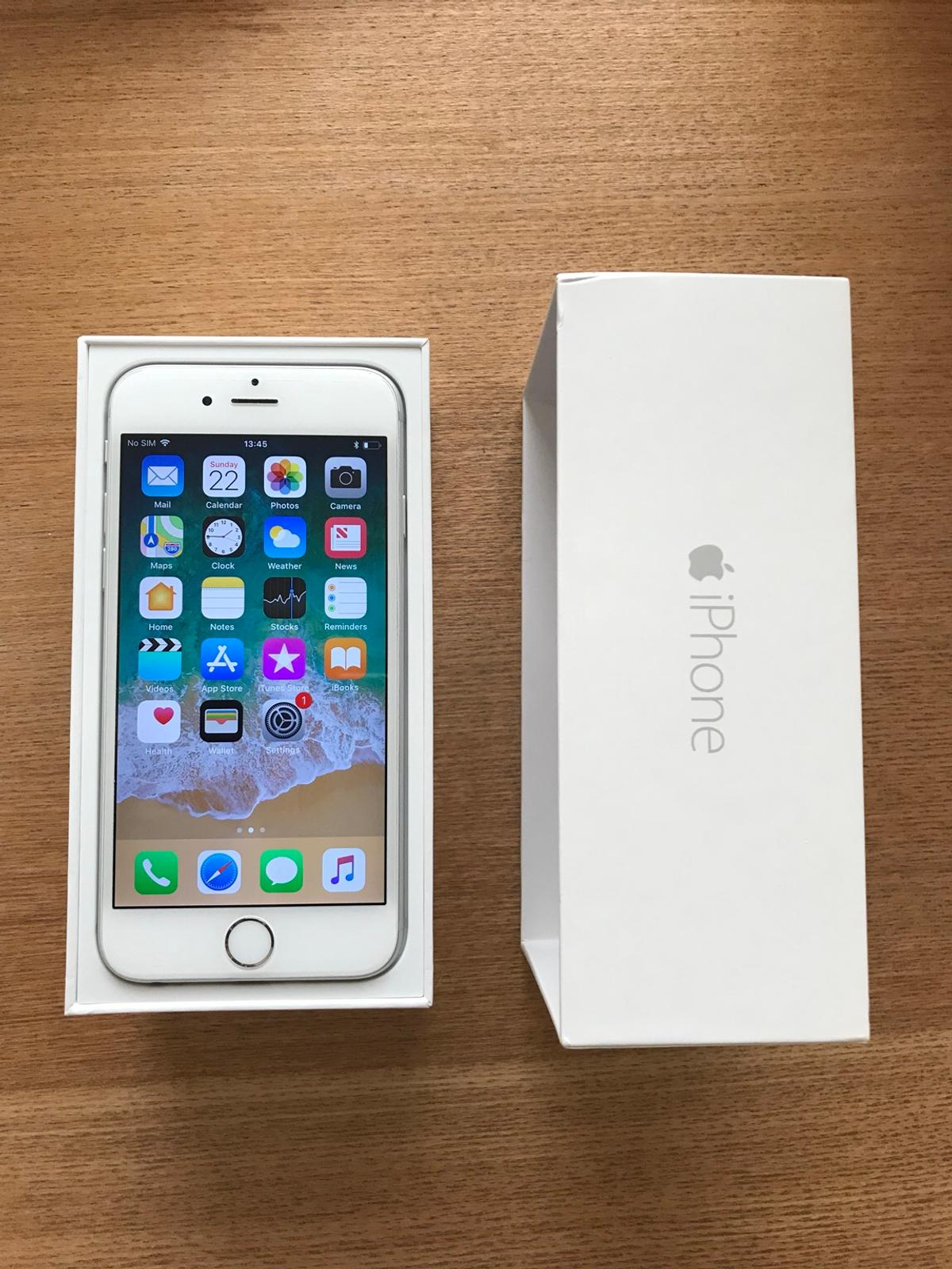 iPhone 6 16gb in Silver in Lincoln for £120 00 for sale - Shpock
